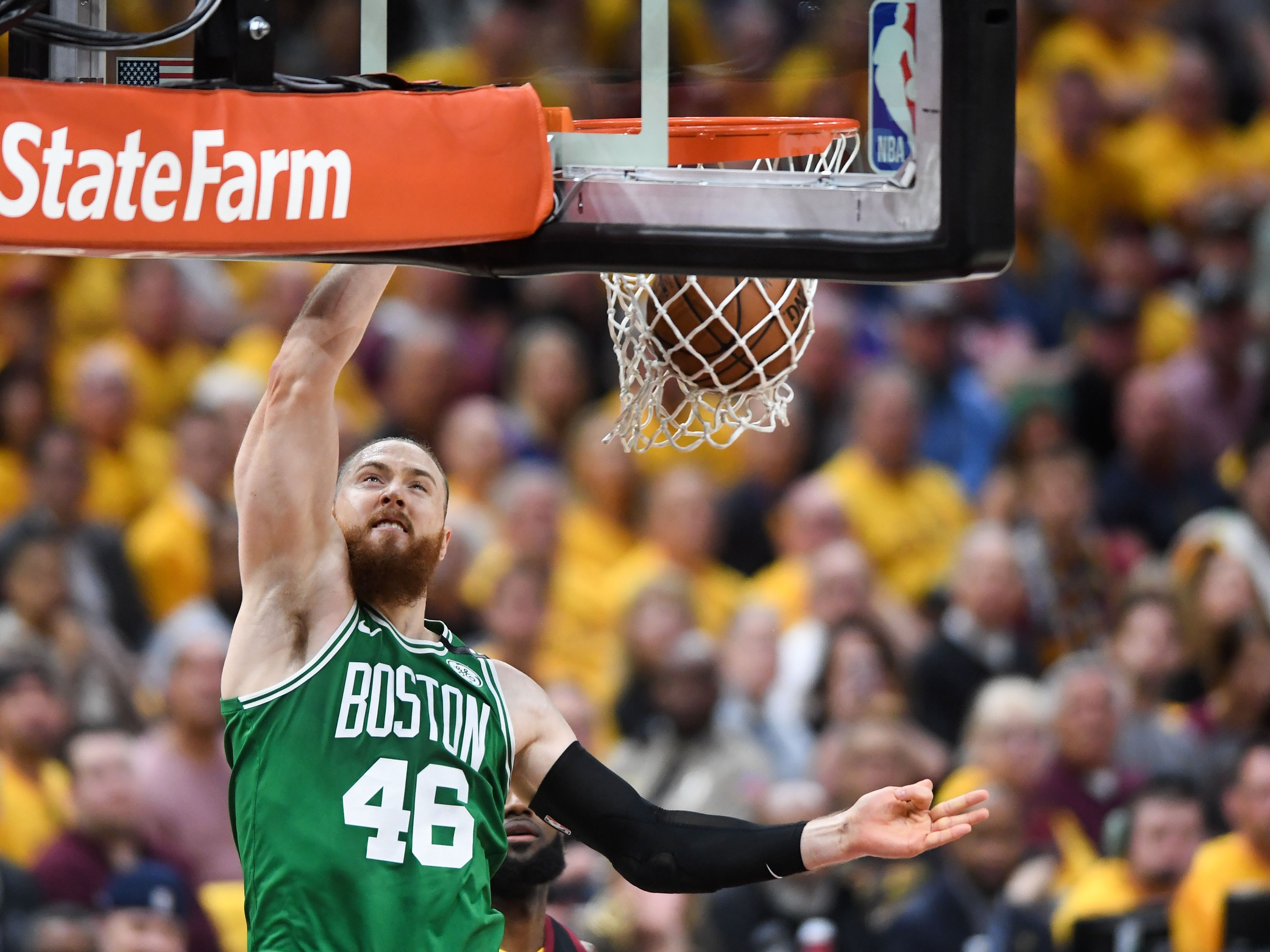 Your Morning Dump... Where Baynes is back... yeah, buddy!
