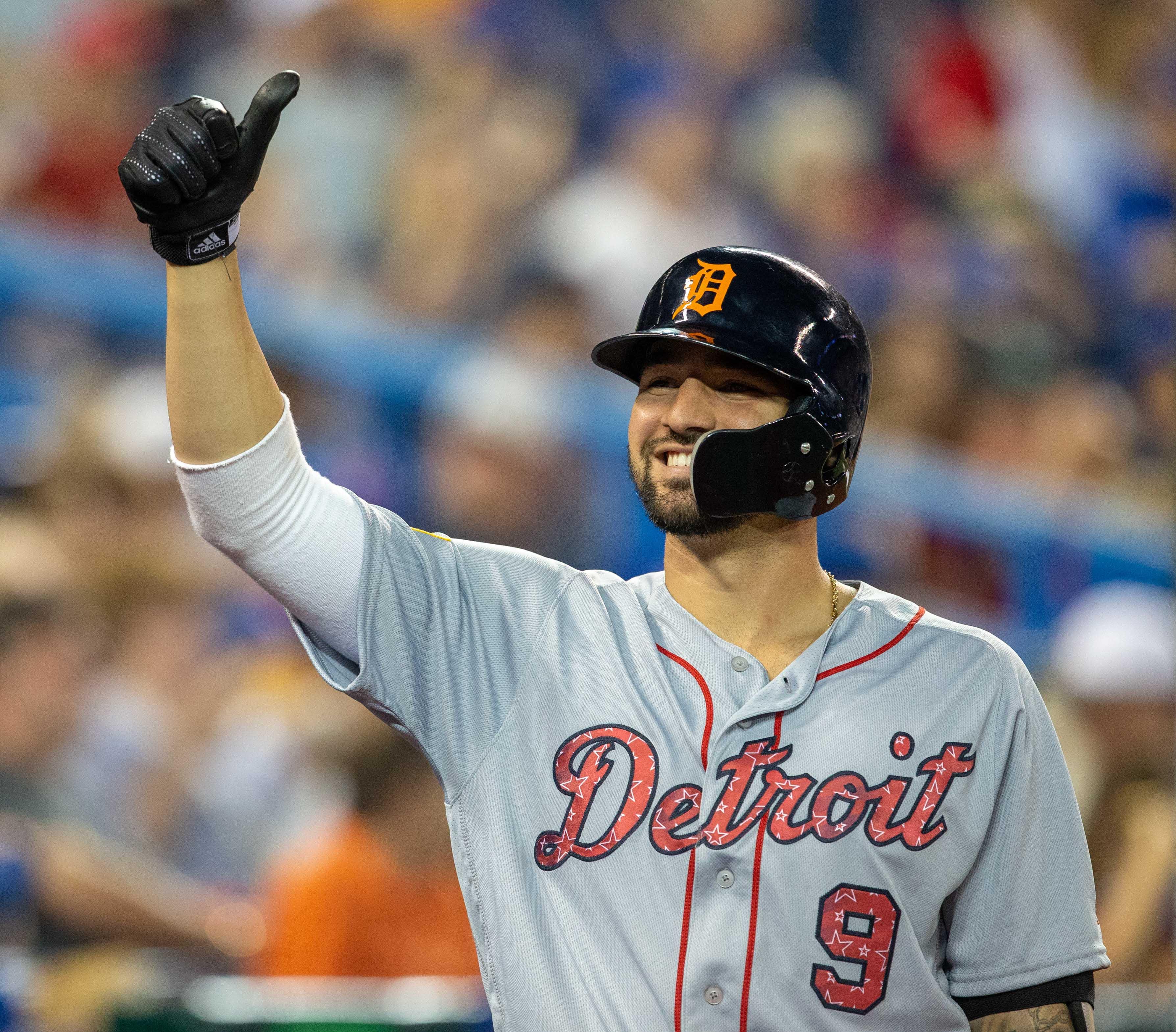 Detroit Tigers' First-Half MVP