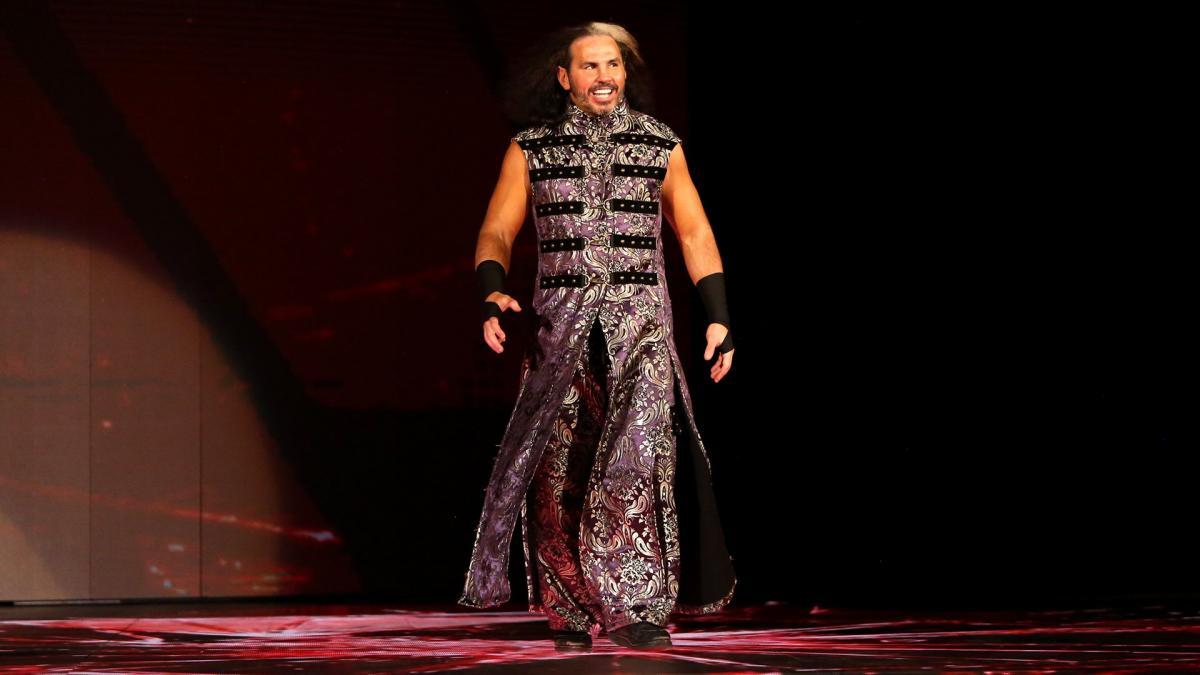 Matt Hardy Reveals His Dream Match For 'WrestleMania 35'