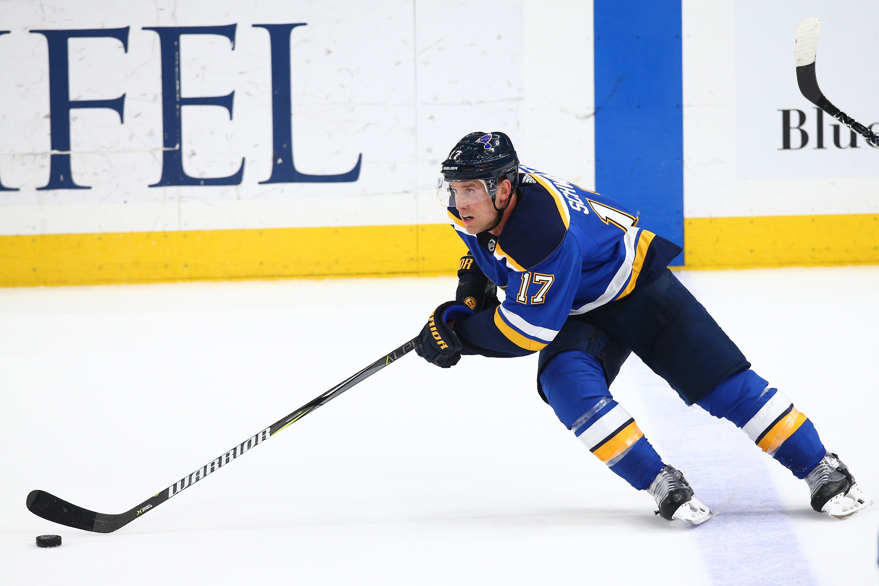 The Blues have some of the best locked-in young talent