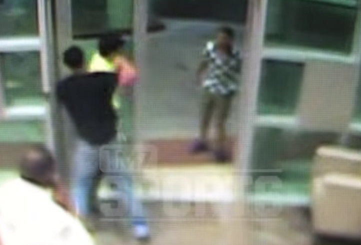 Watch: Devin Booker, Tyler Ullis involved in crazy elevator brawl