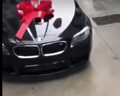 Mo Bamba gifts his best friend a $100K+ BMW (Video)