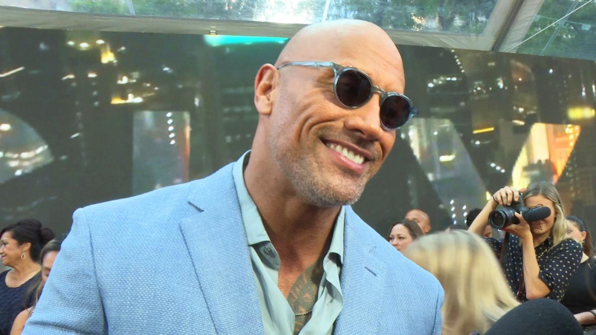 The Rock Wants To Wrestle Again In WWE