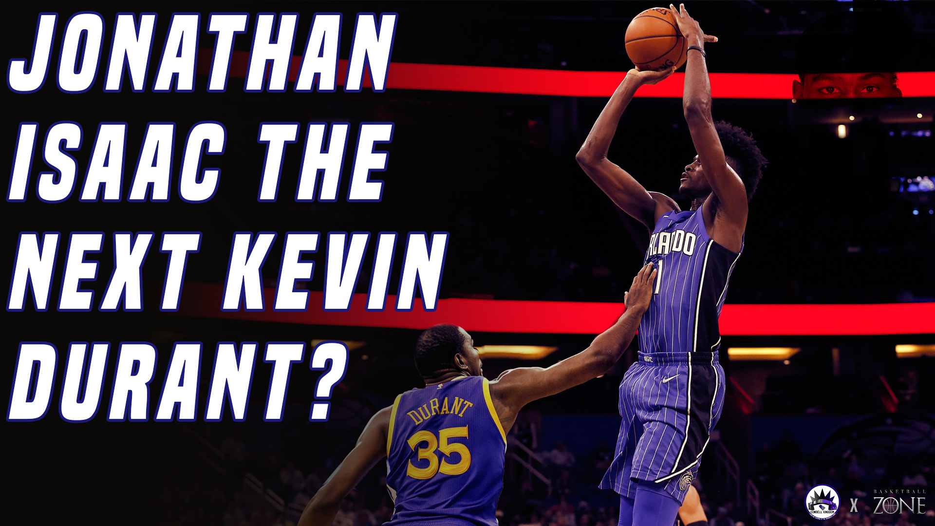 Will Jonathan Isaac become the next Kevin Durant or Tayshaun Prince?