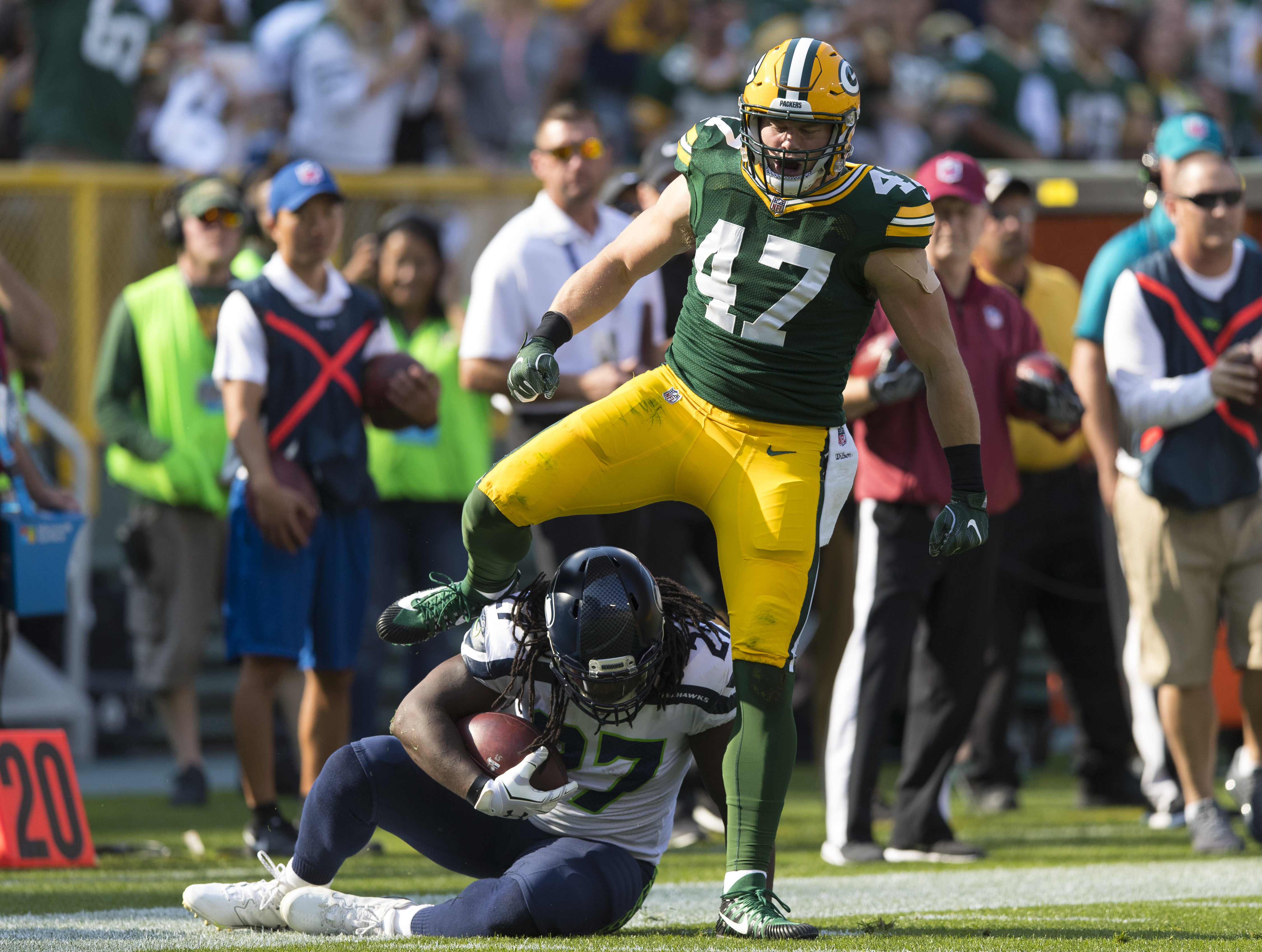 What Jake Ryan's Injury Means for the Packers