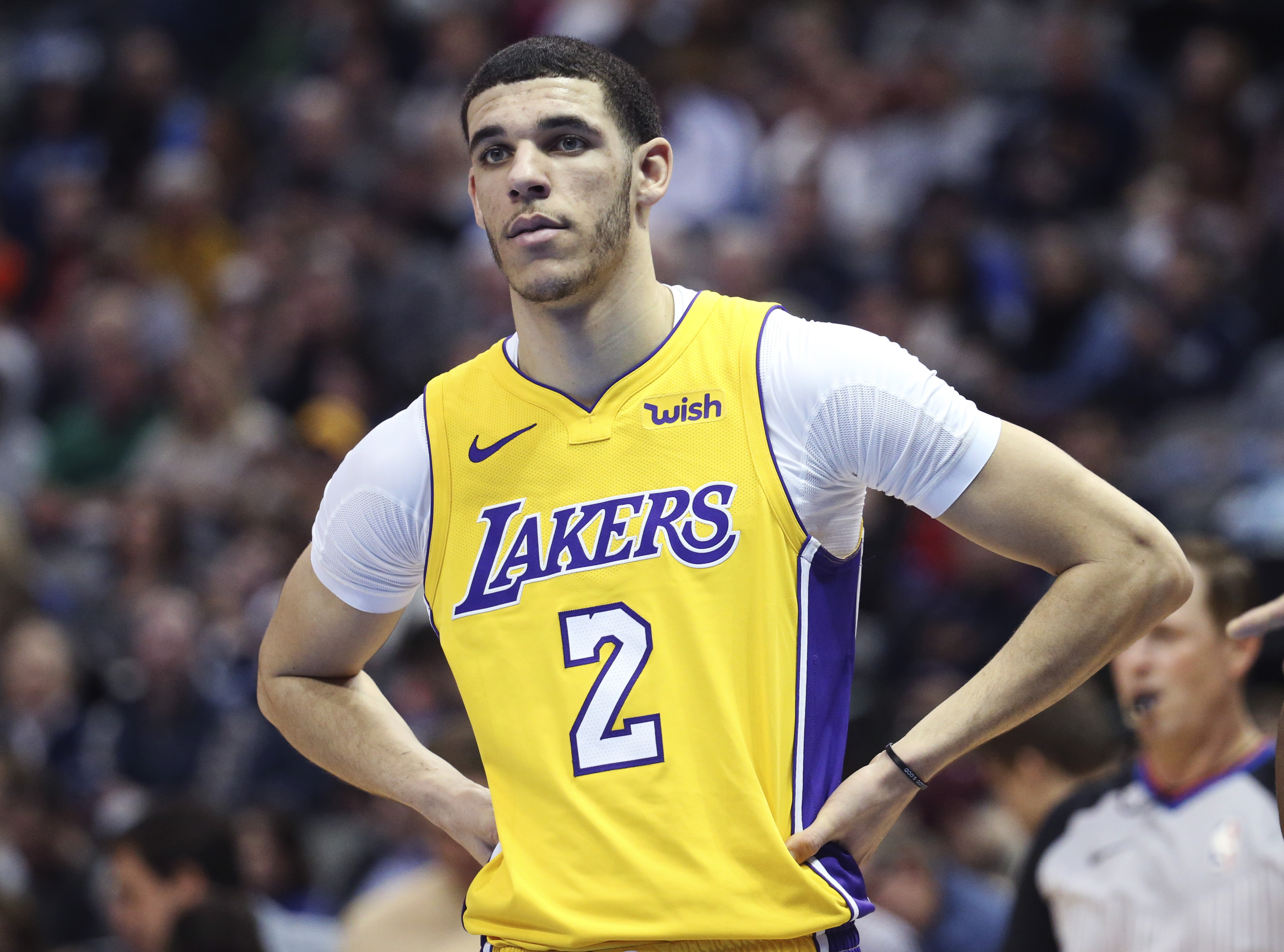 Michael Beasley likens Lonzo Ball to NBA superstar