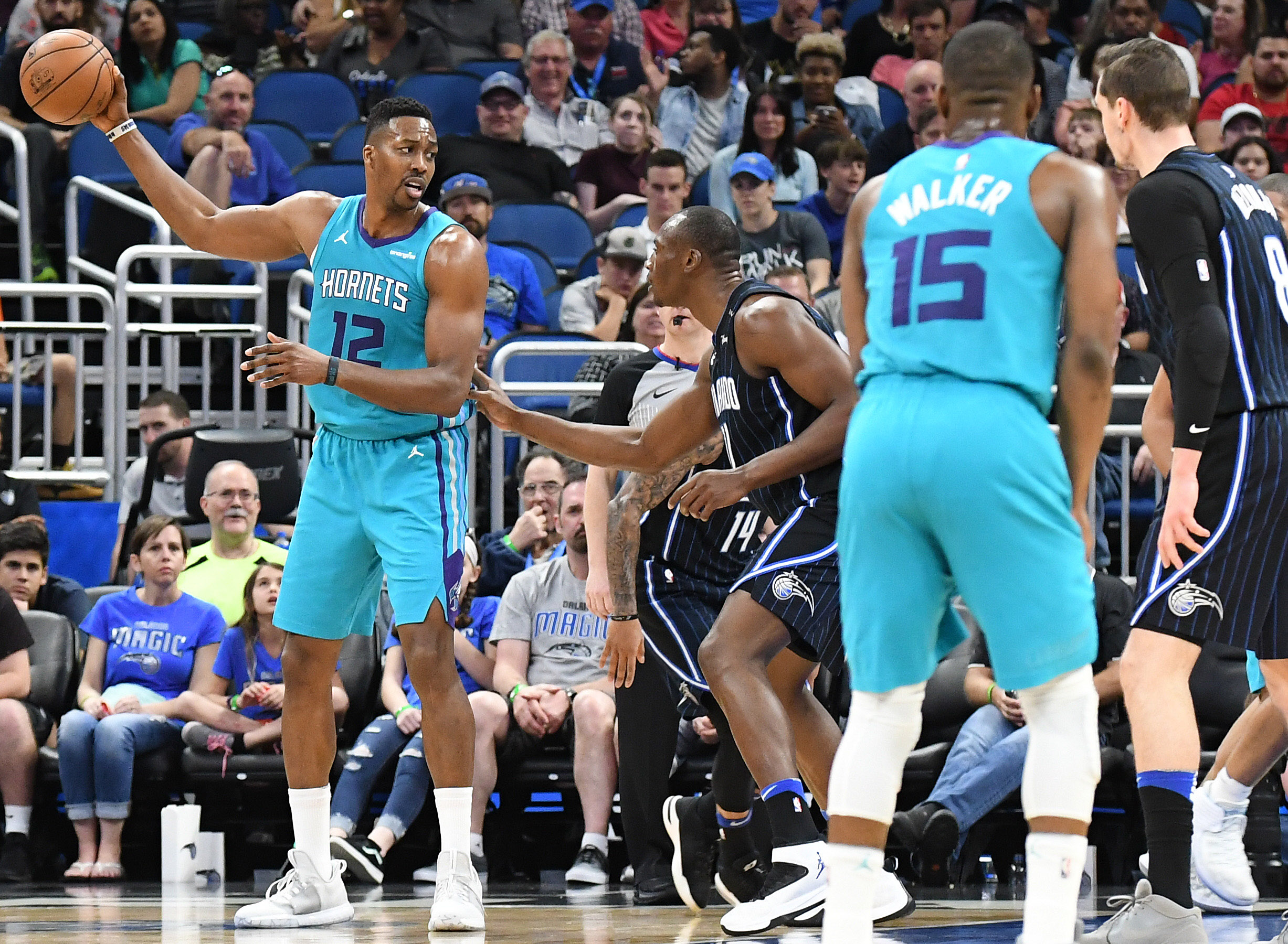 Dwight Howard looking to 'change the narrative,' become better teammate