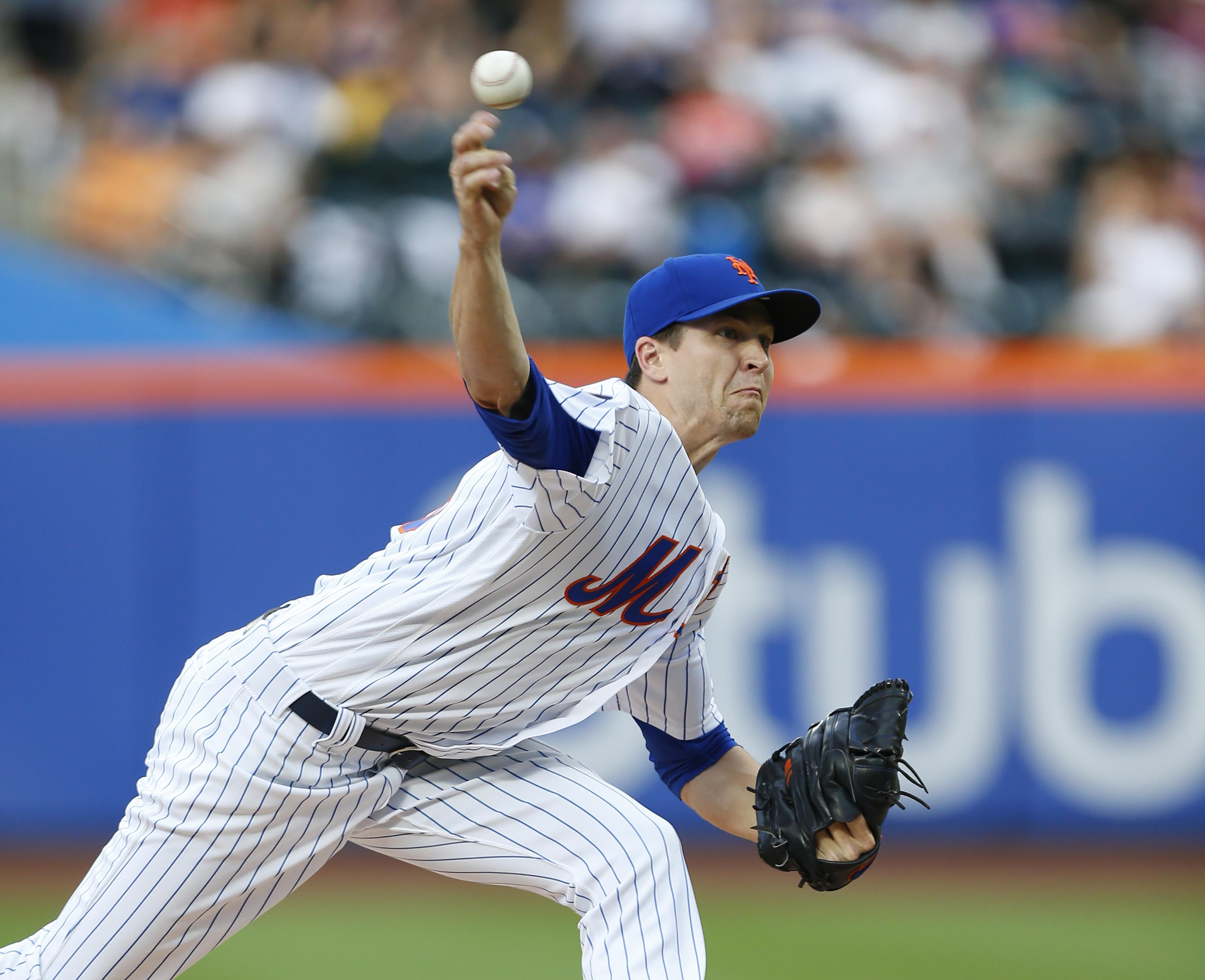 As Expected, Jacob deGrom is New York Mets' Lone All Star