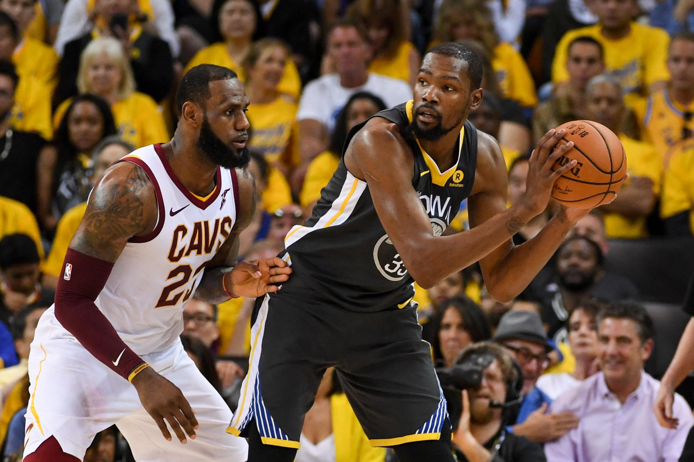 LeBron James, Kevin Durant