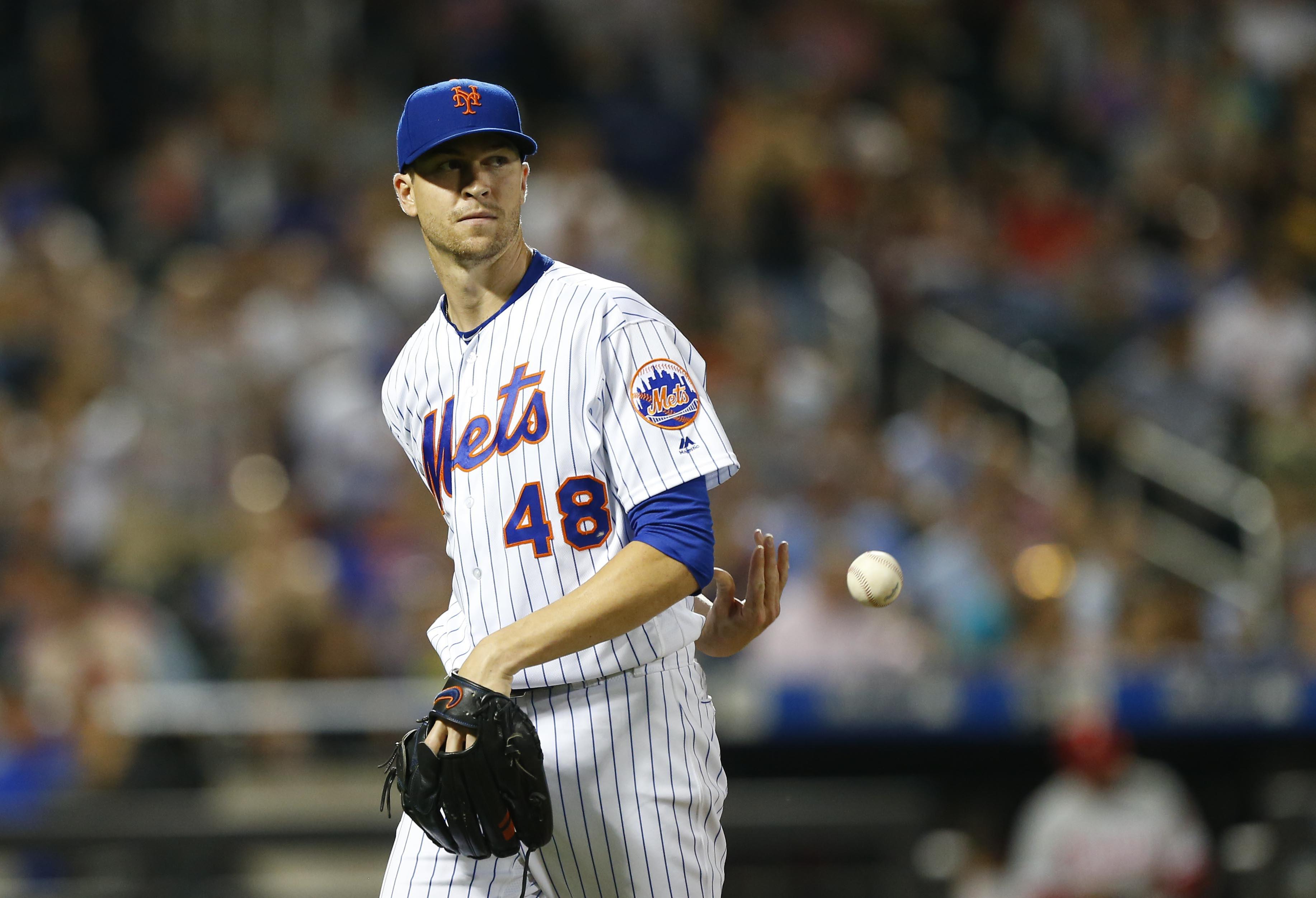 2018 New York Mets' First Half MVP: Jacob deGrom