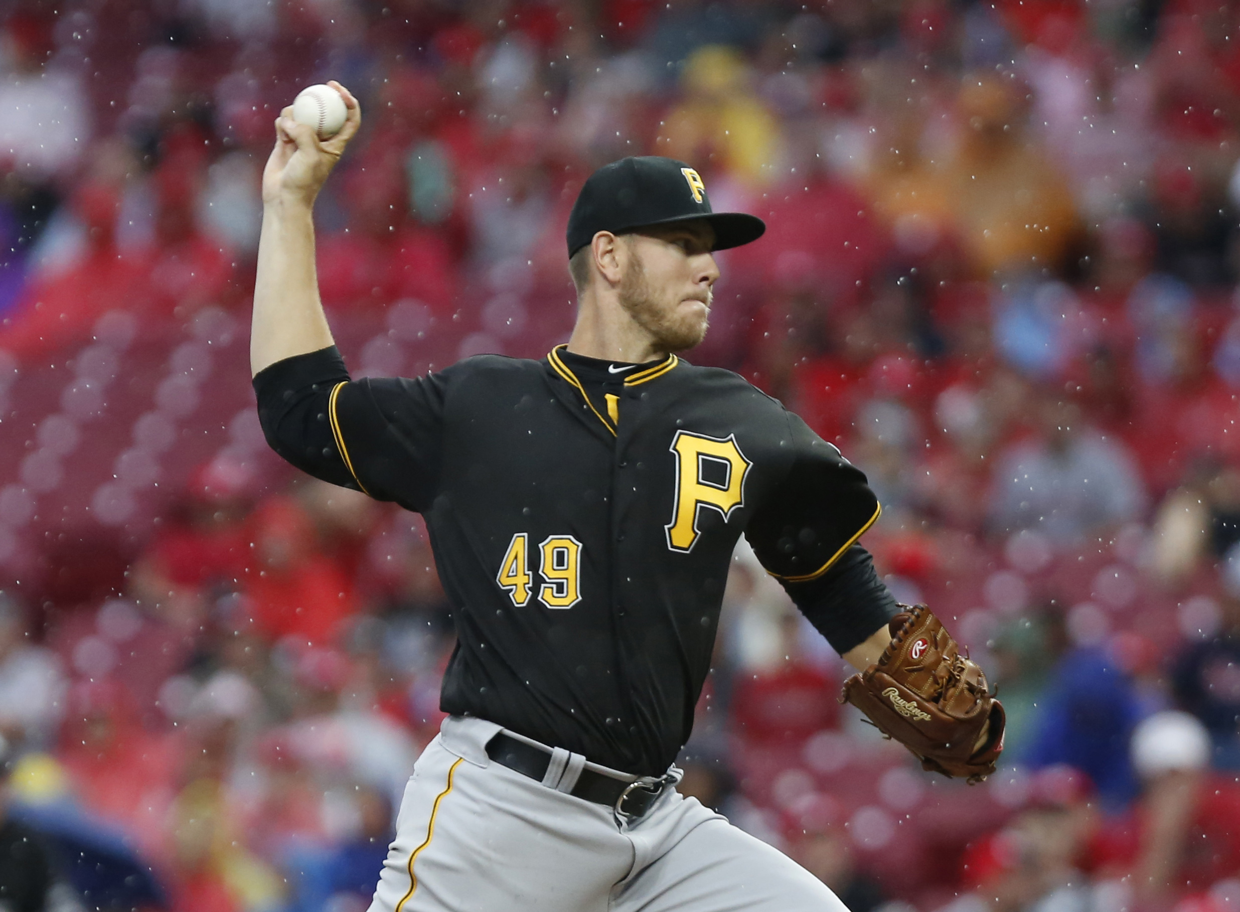 Does Nick Kingham deserve to stay in the Pirates rotation?