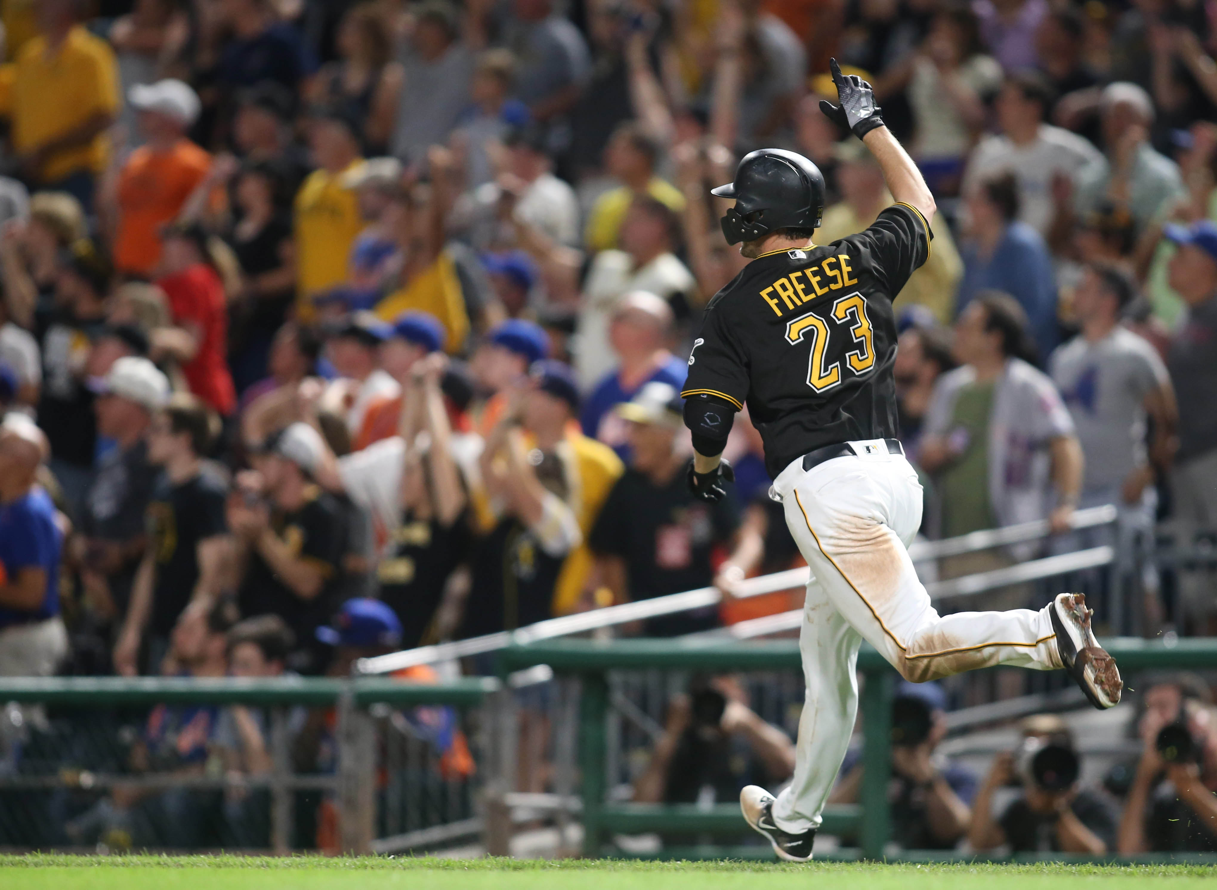 Pittsburgh Pirates Stock Report: July 29-August 4