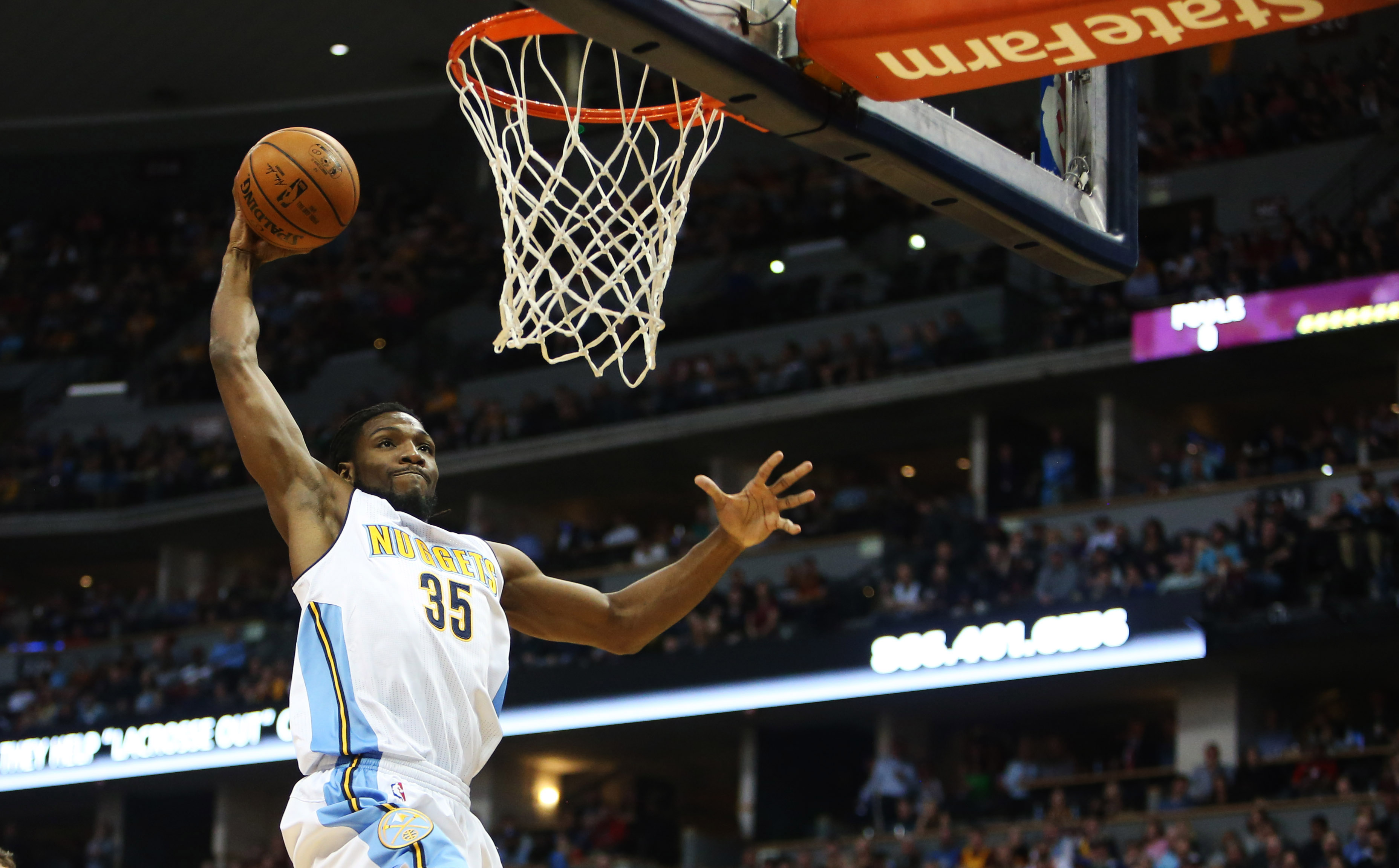 Kenneth Faried's talents are not suited for today's NBA