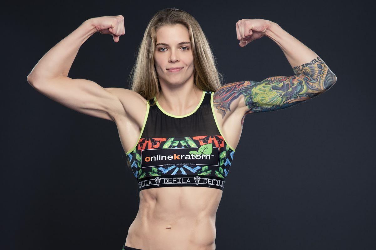 UFC Star Jessamyn Duke Makes WWE Debut At NXT House Show