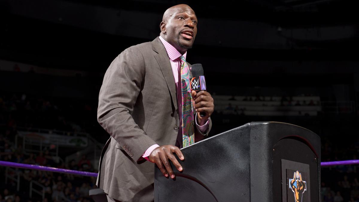 WWE Superstar Titus O'Neil To Open Free Public School?