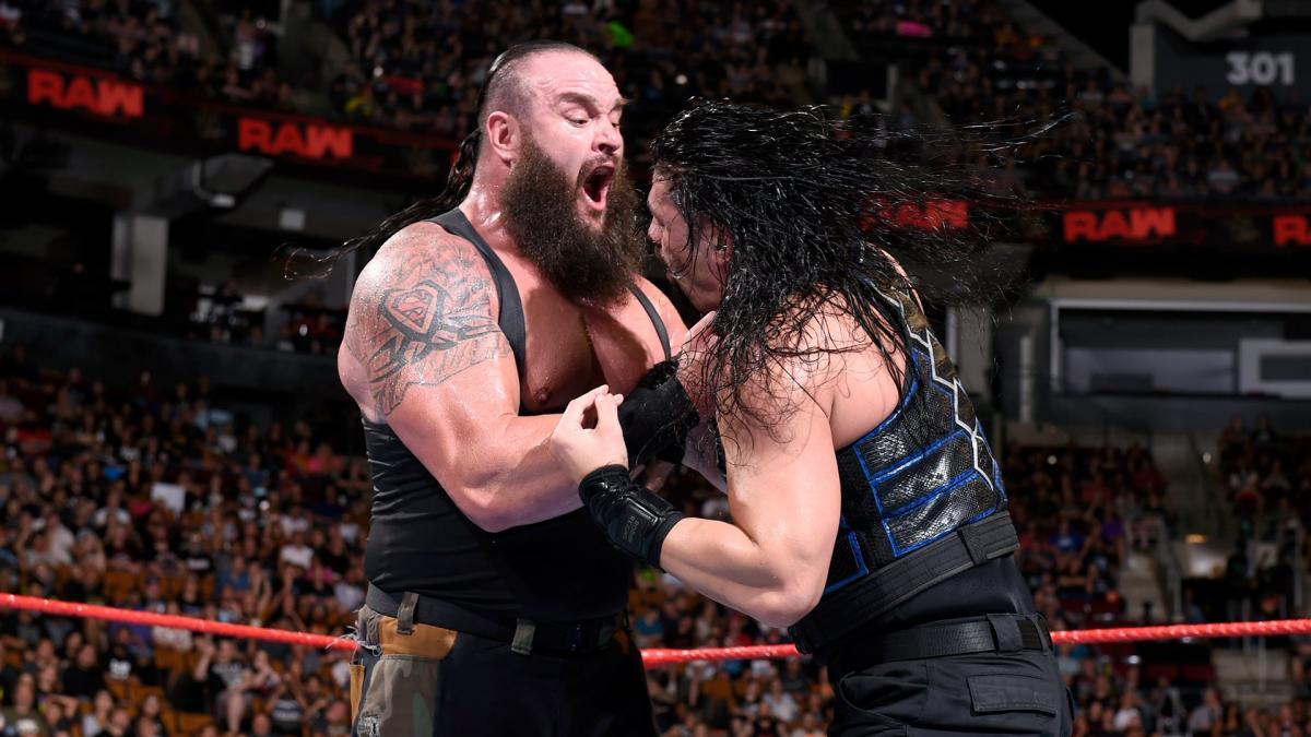 Backstage News On Why WWE Turned Braun Strowman Heel