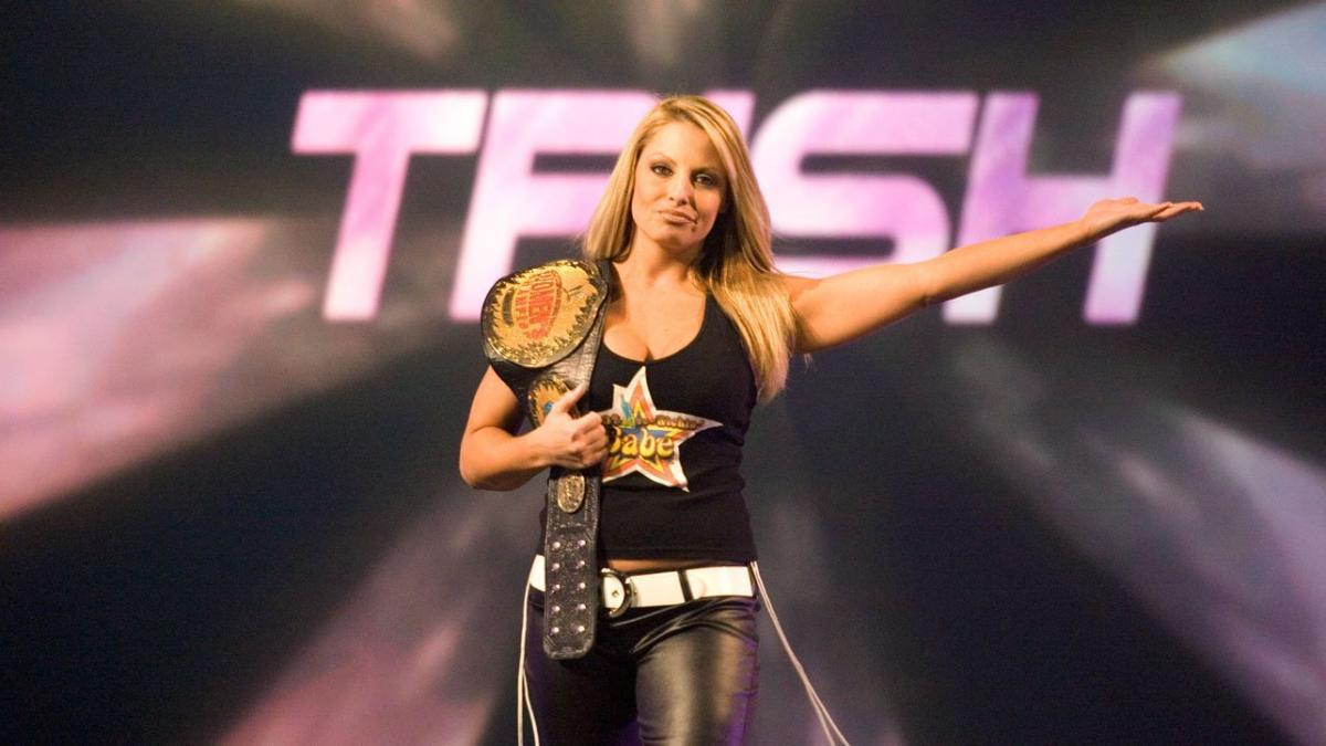 WWE Hall of Famer Trish Stratus Making In-Ring Return At 'WWE Evolution'