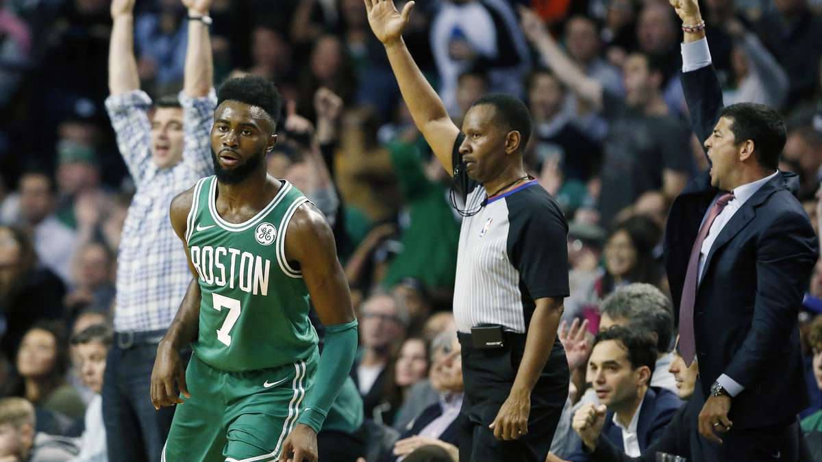 Boston Celtics practice report: Jaylen Brown expect to come off the bench