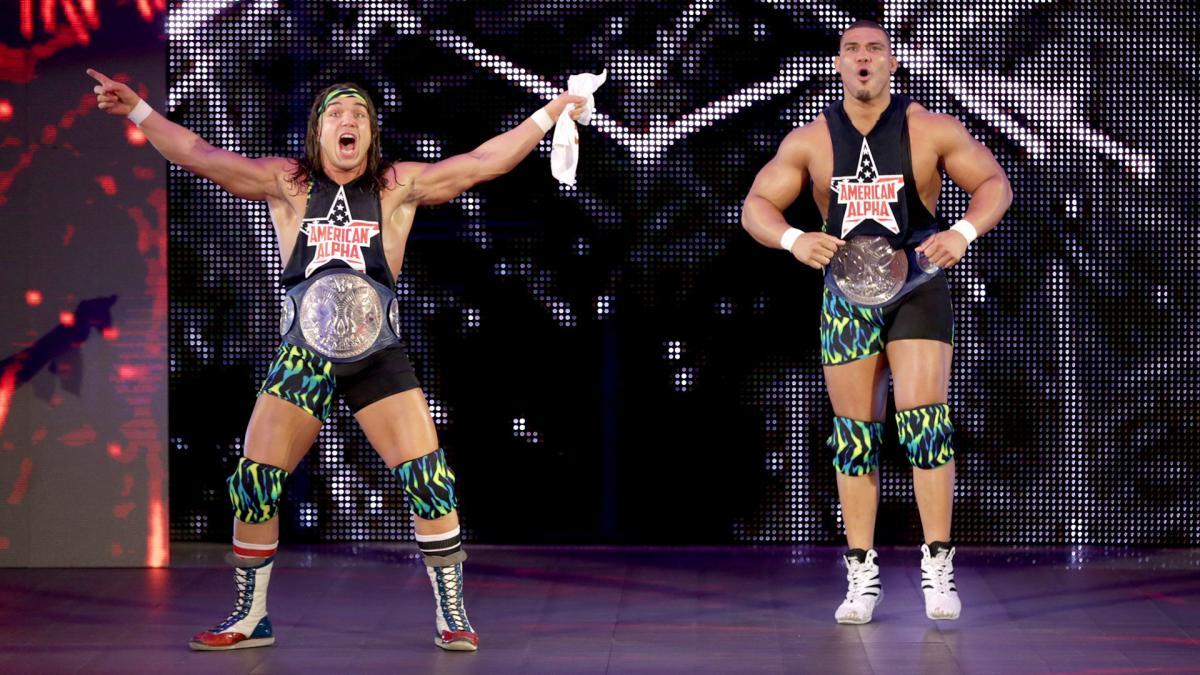 Former Tag Team Champions American Alpha Reuniting on 'WWE Raw'?
