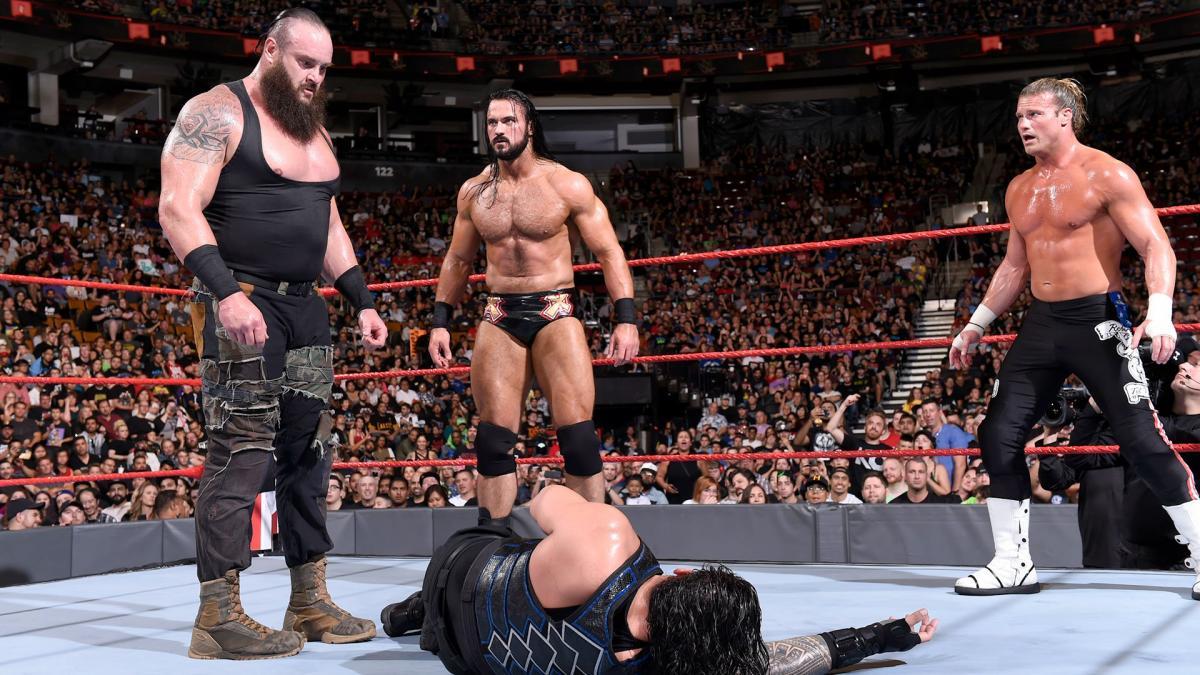 Braun Strowman Comments On 'WWE Raw' Heel Turn Against Roman Reigns