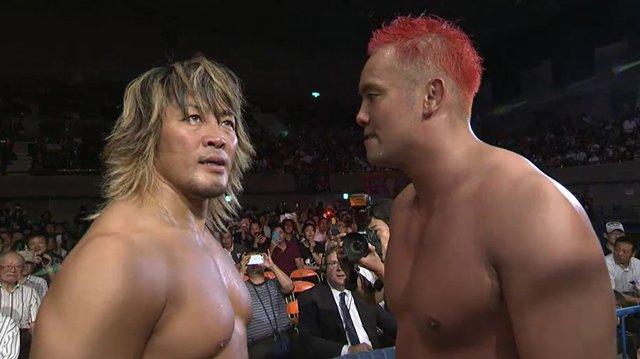 NJPW 'G1 Climax' Winner Hiroshi Tanahashi Puts Contract On The Line Against Kazuchika Okada