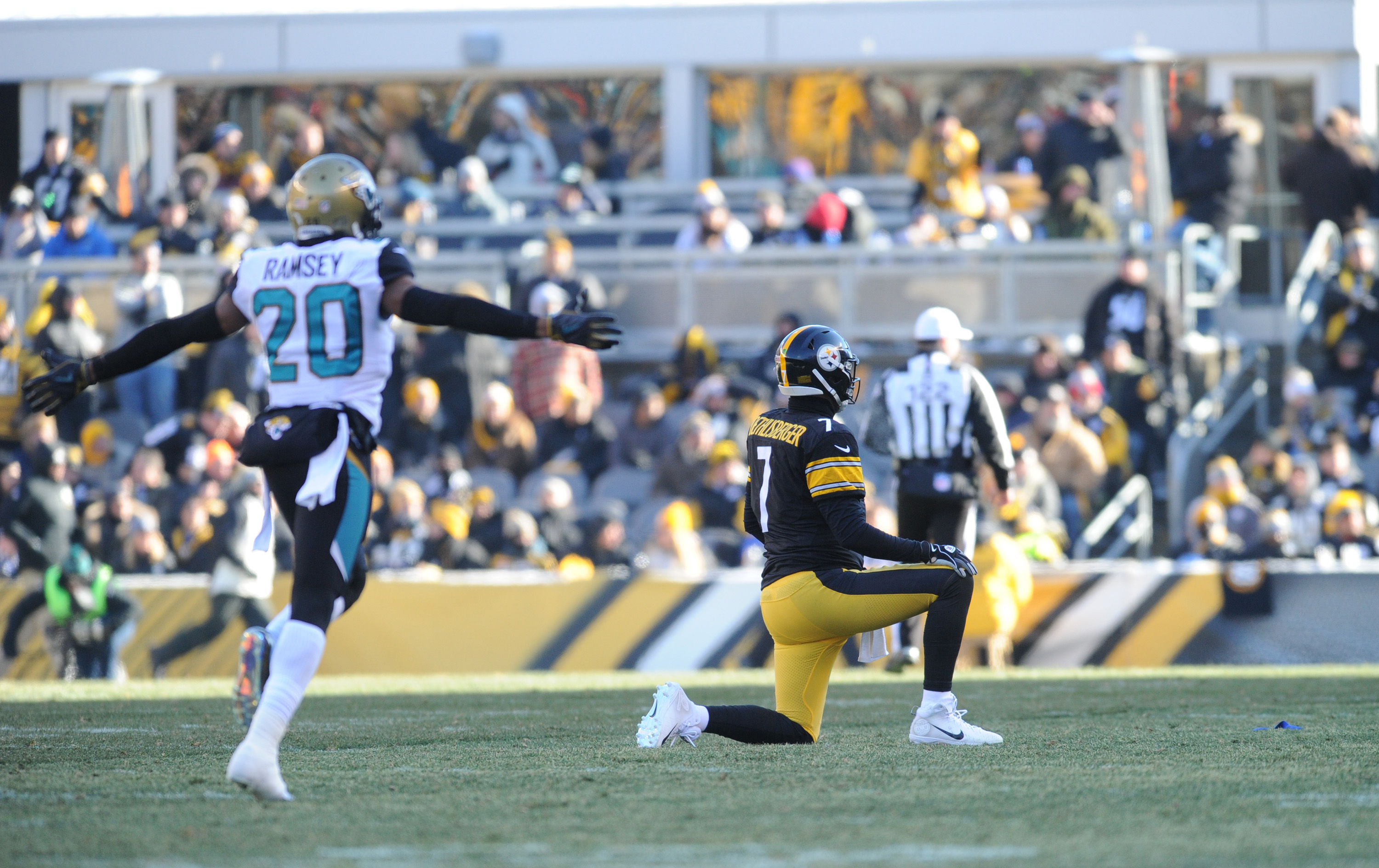 Jalen Ramsey's Opinion on Ben Roethlisberger is Simply Wrong
