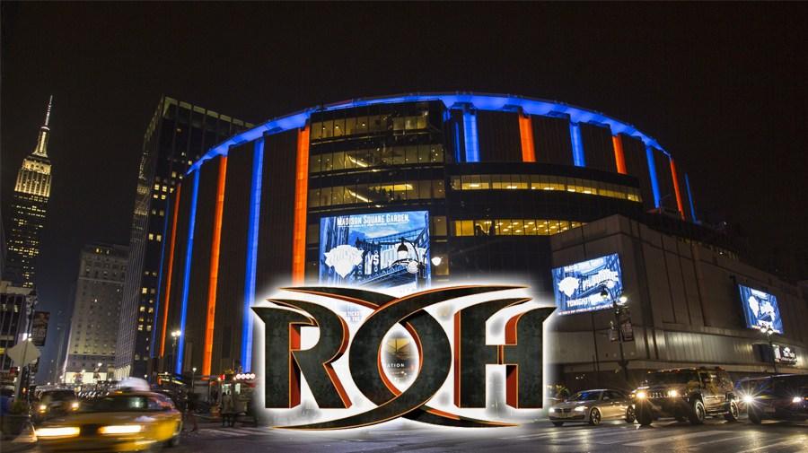 Latest Details On ROH Winning MSG Bidding War Over WWE
