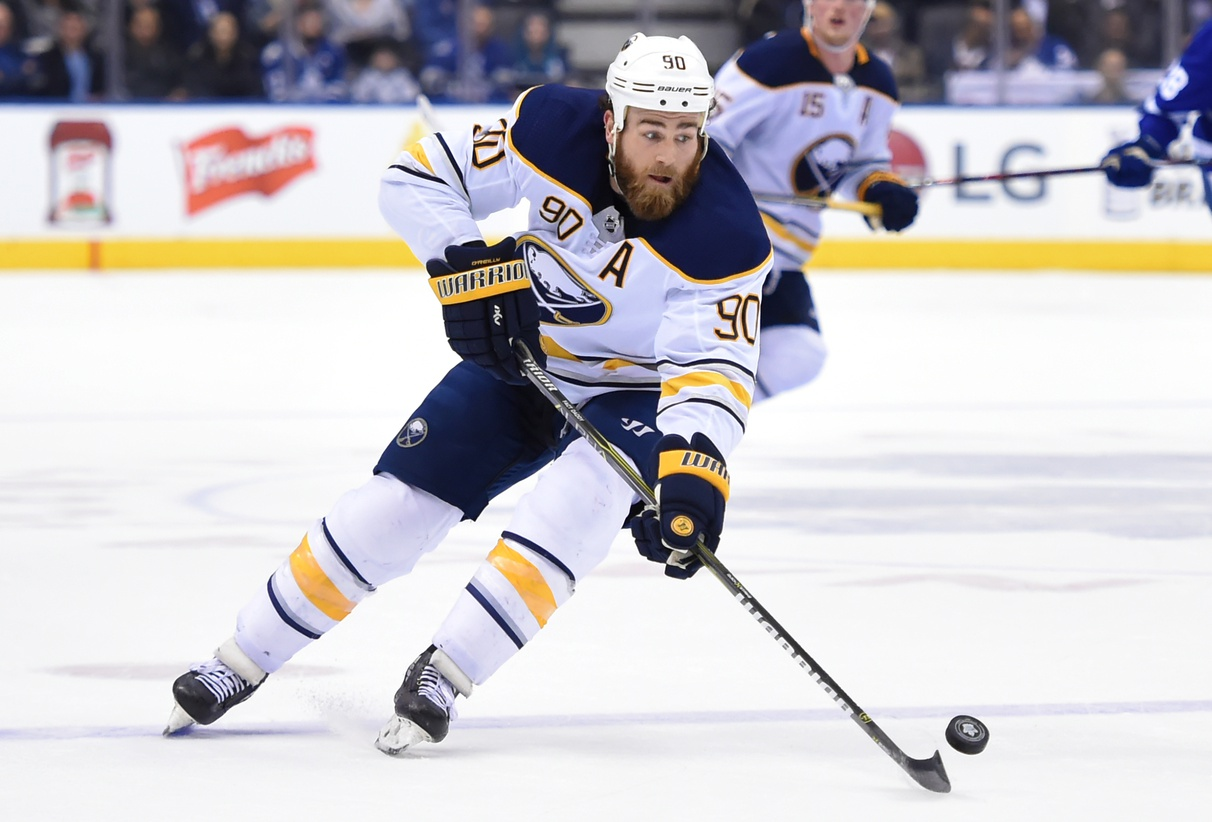 O'Reilly hopes to have an opportunity to play on Tarasenko's line