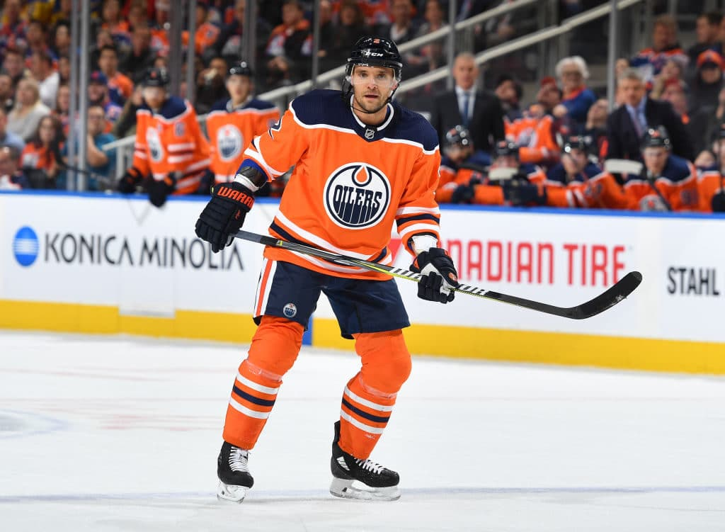 Oilers Lose Sekera To Torn Achilles