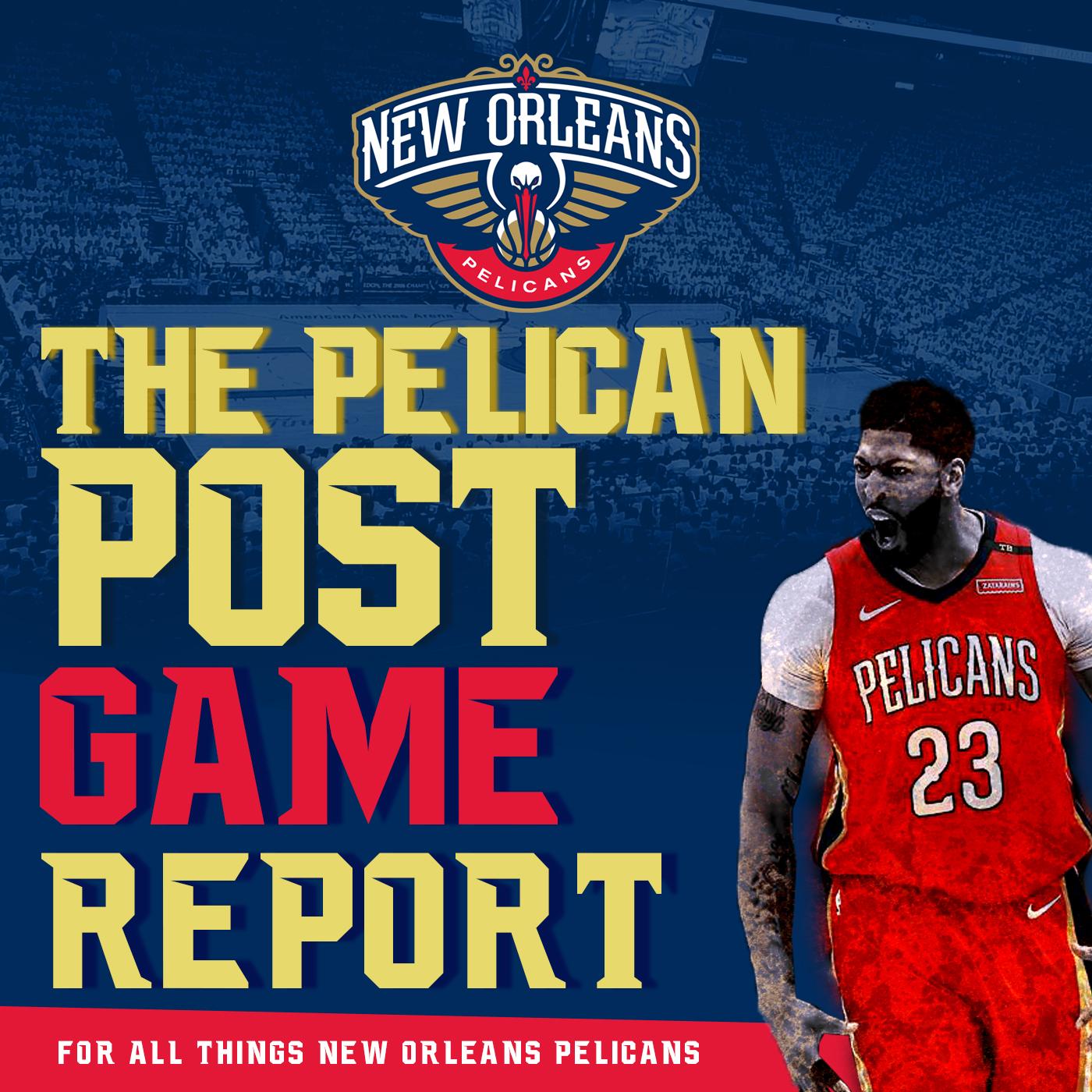 The Pelican Post Game Report Show #208 (Off Season Recap)