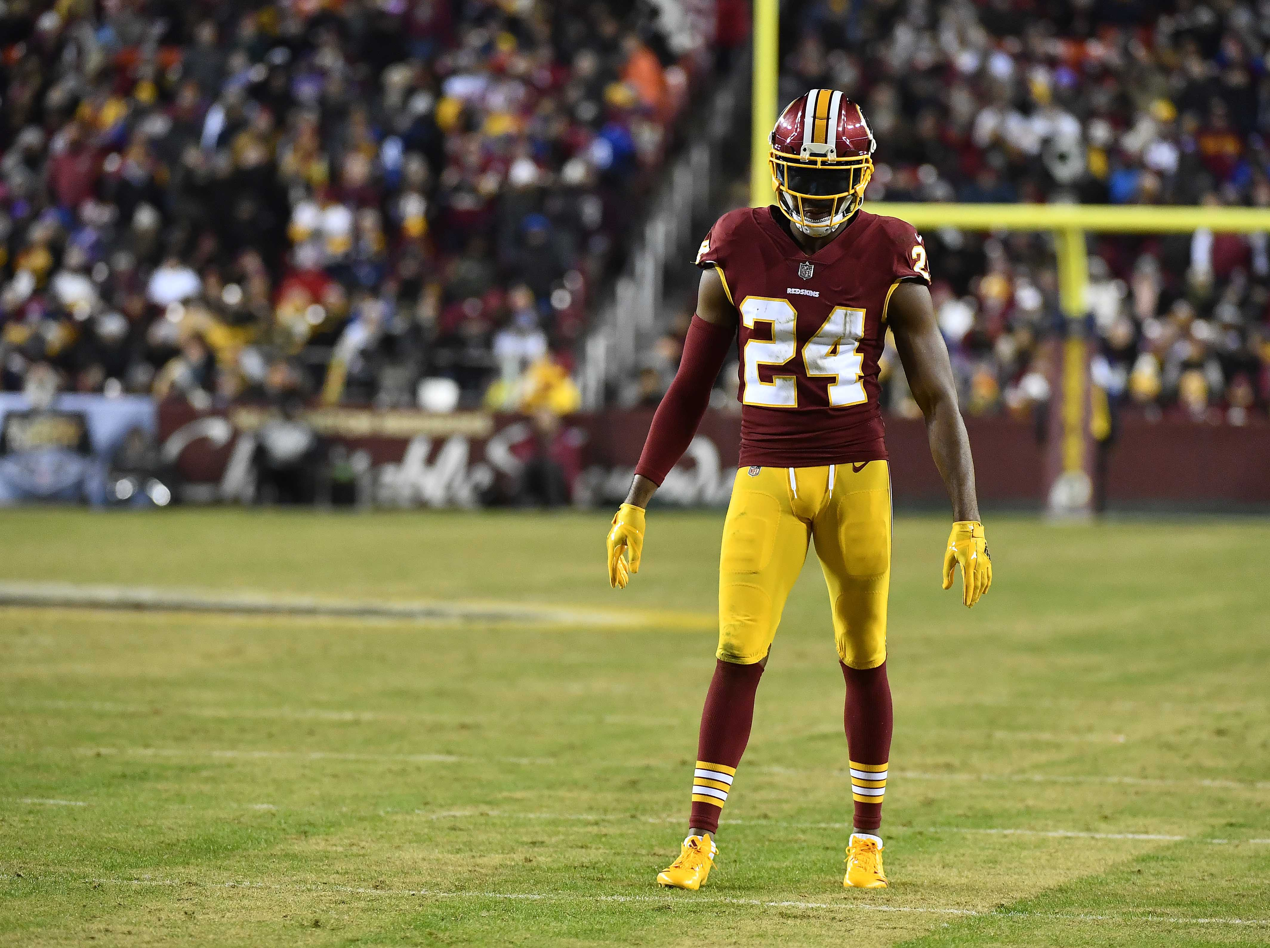 Josh Norman raves about Jets rookie Sam Darnold (Video)