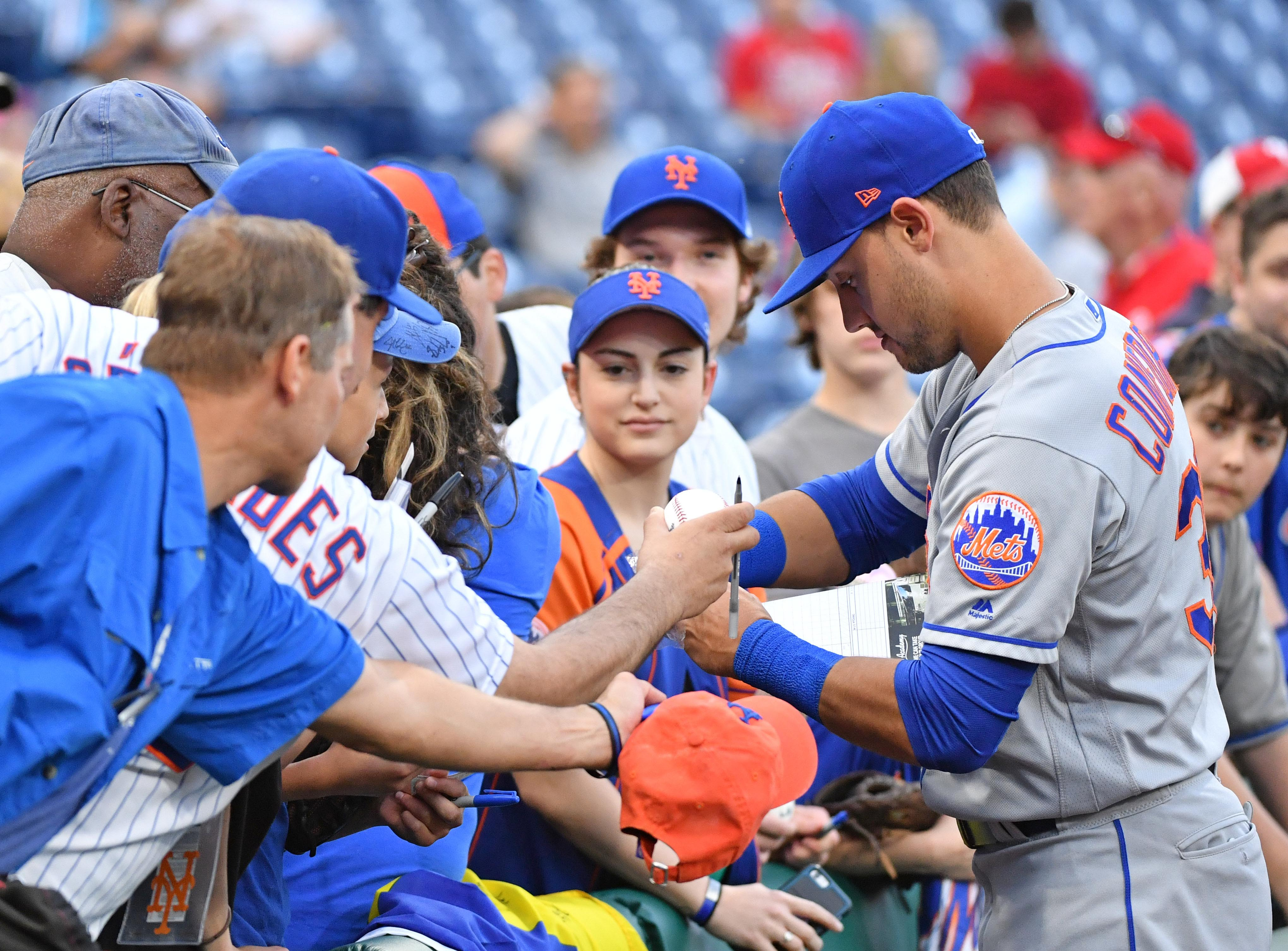 8/16/18 Game Preview: New York Mets at Philadelphia Phillies Game 1