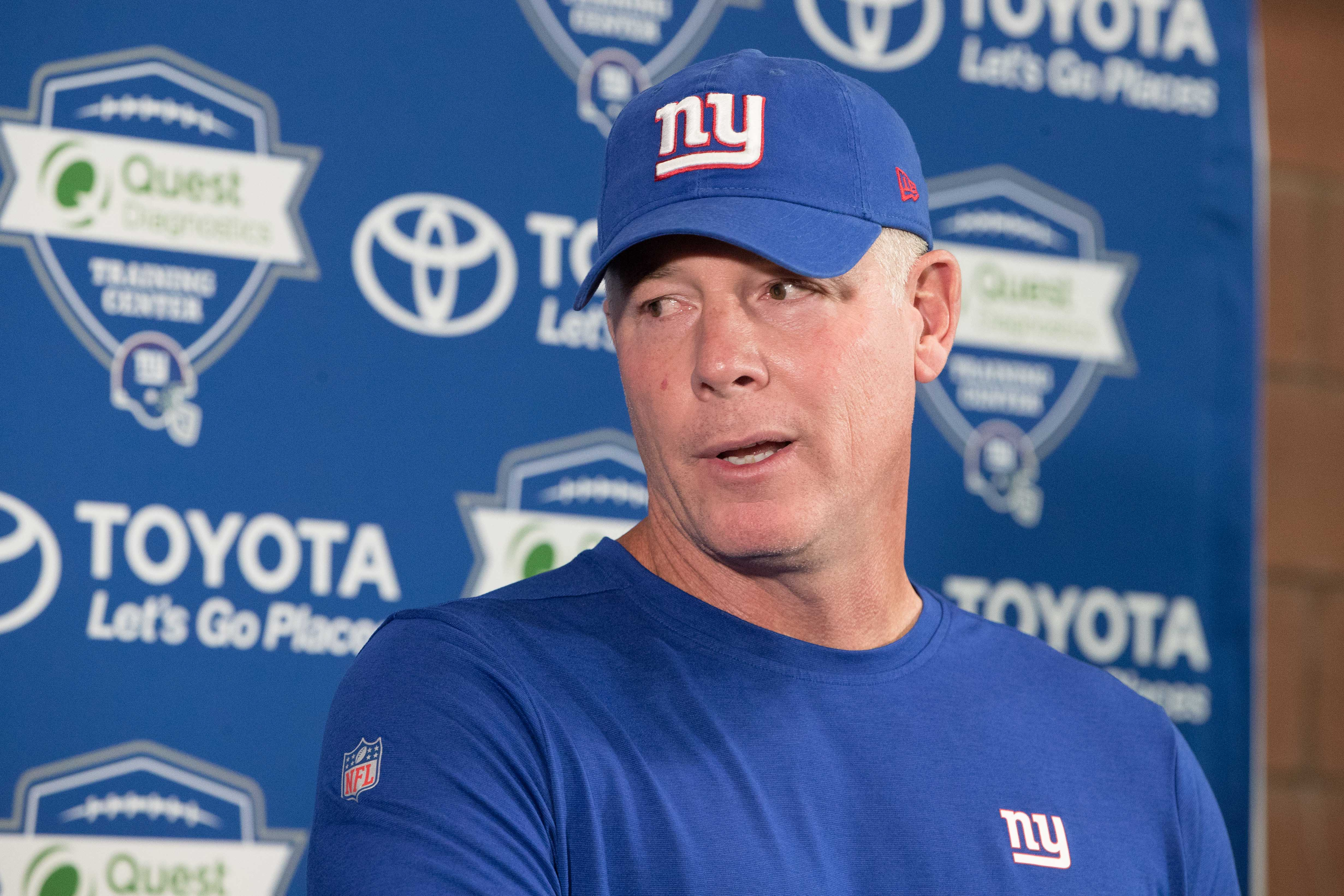 Pat Shurmur Explains Odell Beckham Jr.'s Absence In Giants' Preseason Opener