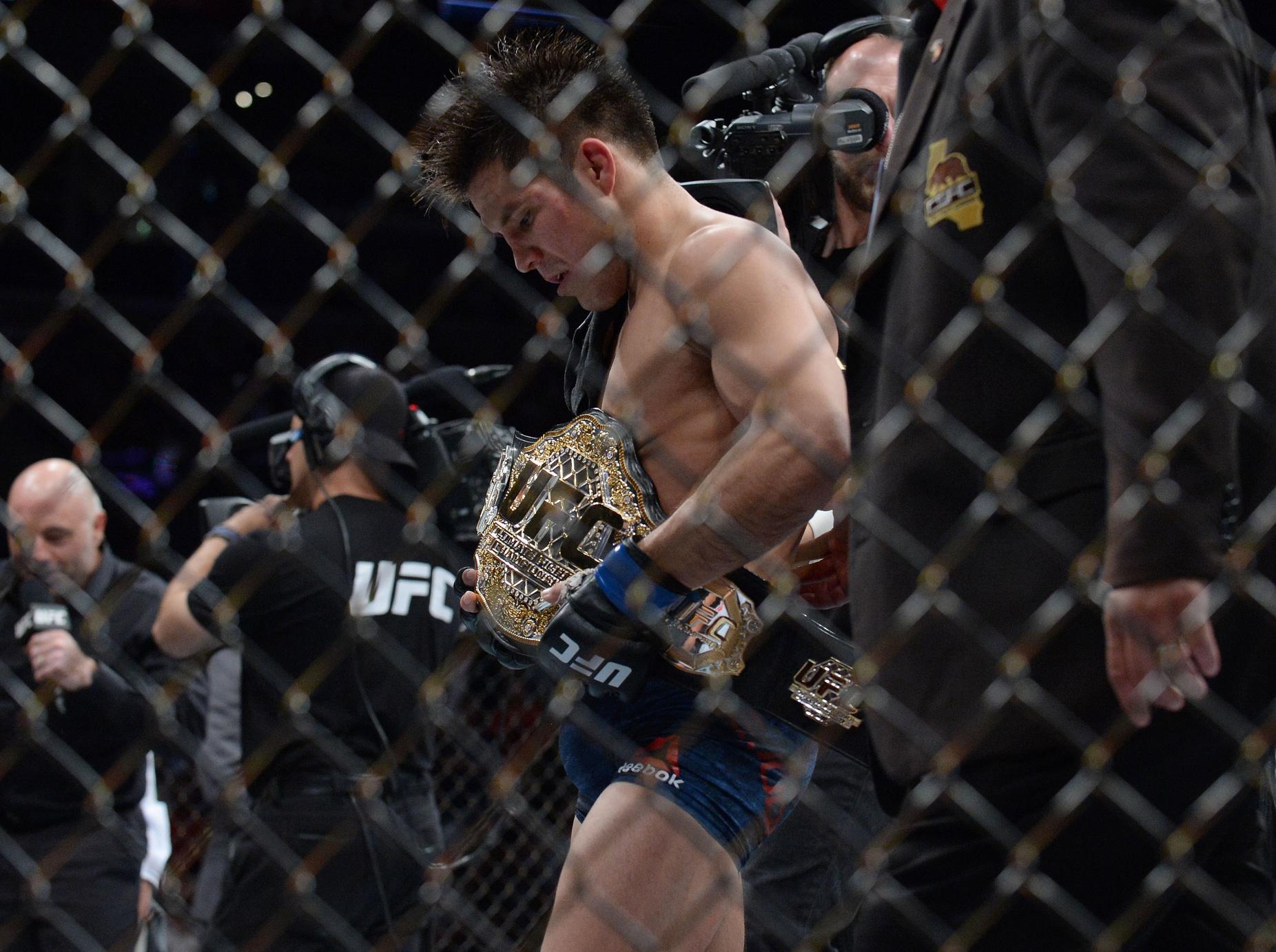 Cejudo vs. Aldo Signed for UFC 250