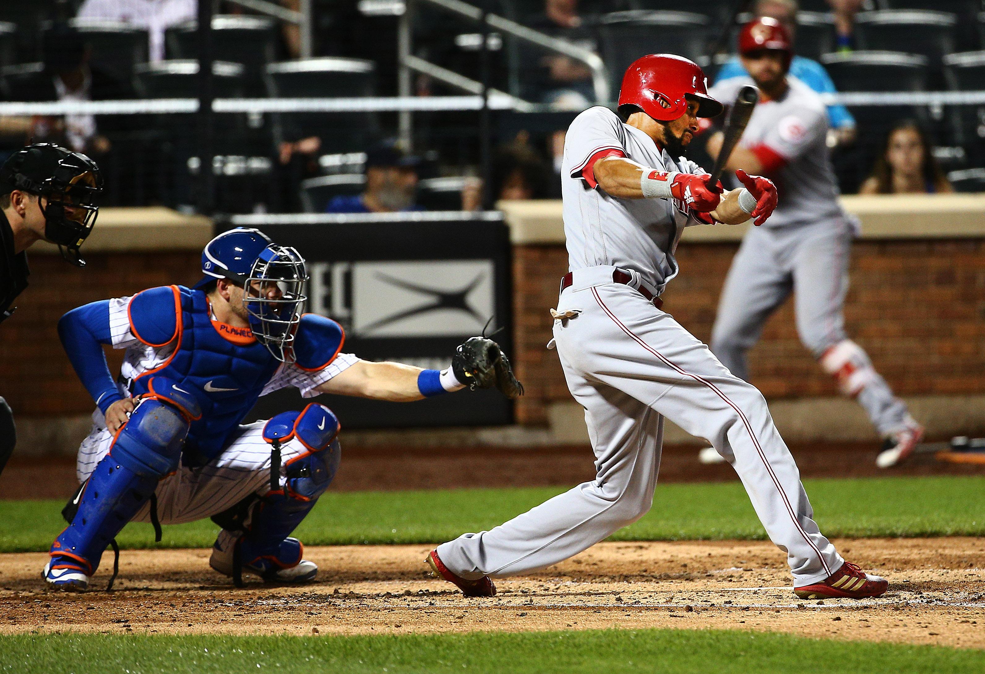 8/8/18 Game Preview: Cincinnati Reds at New York Mets
