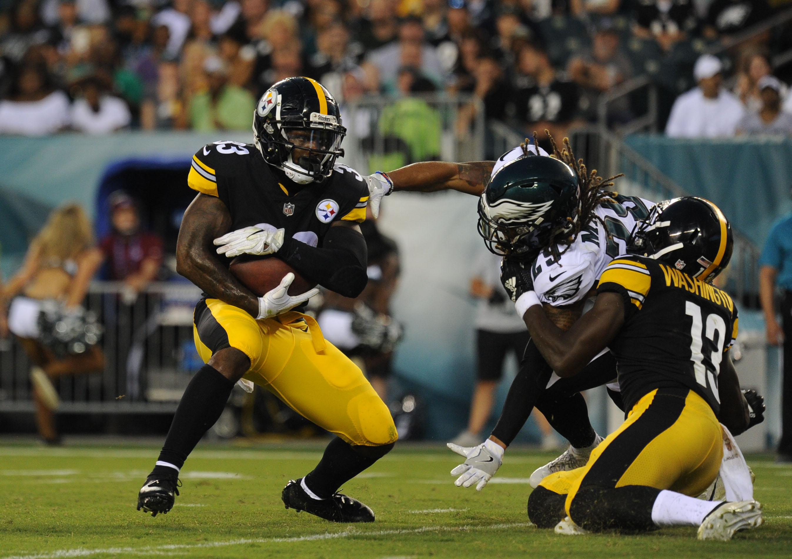 Good start for Eagles starters in PS1 loss to Steelers, 24-16