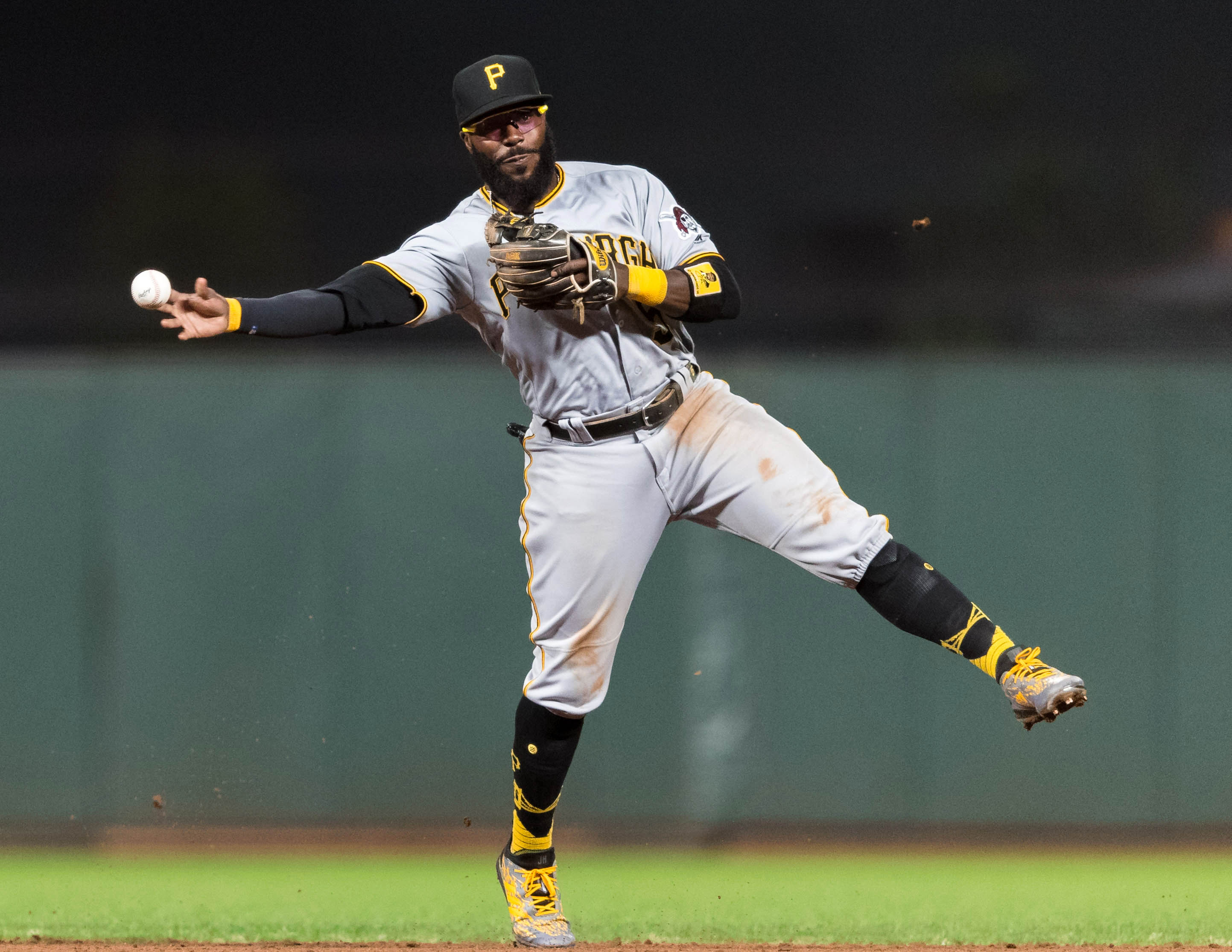 The Pittsburgh Pirates should wait to trade Josh Harrison
