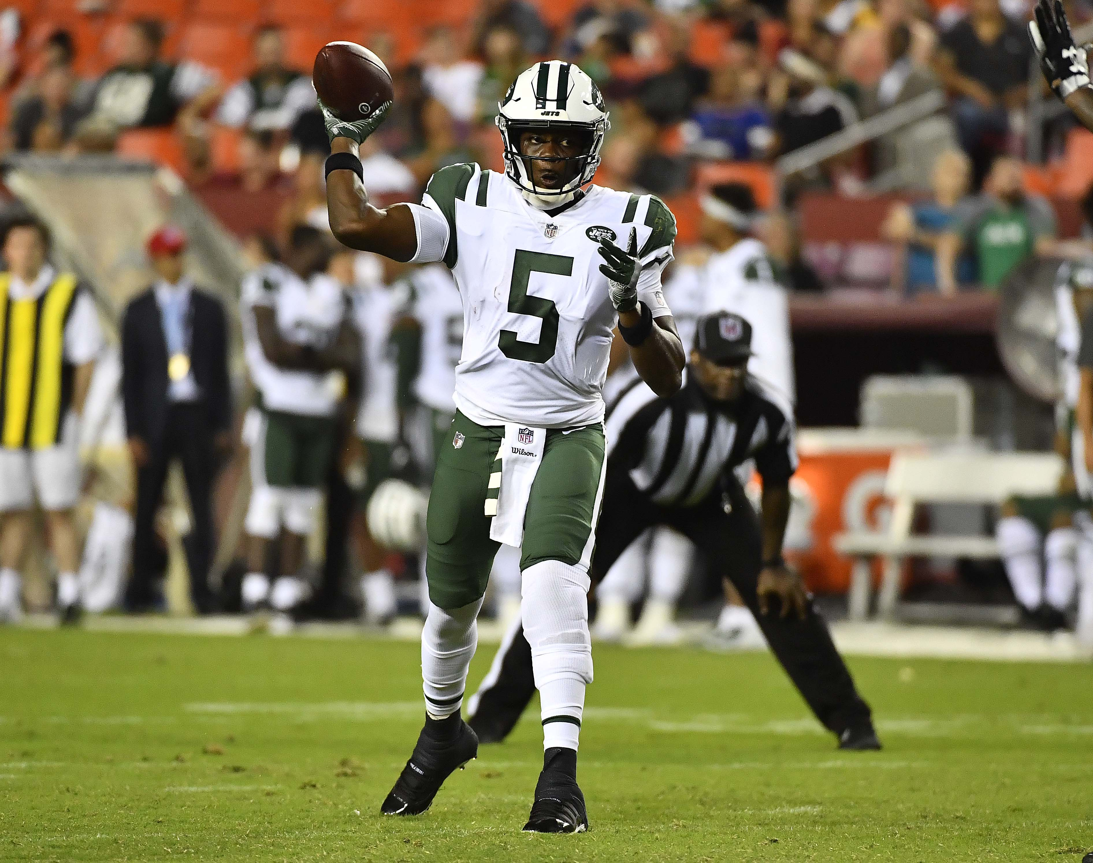 Why the Jets may not be able to trade Teddy Bridgewater