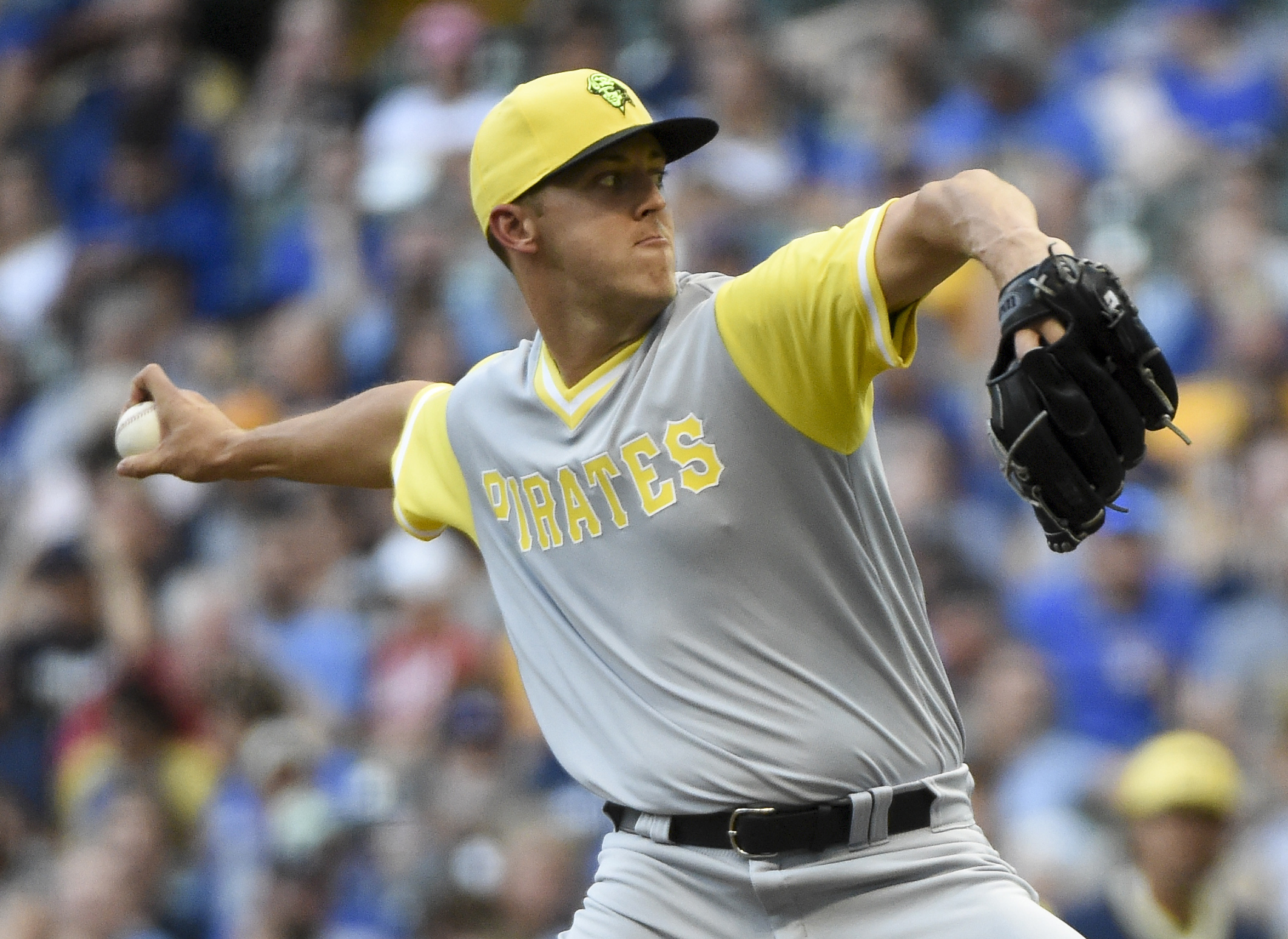 Is Jameson Taillon On His Way To Ace Status?