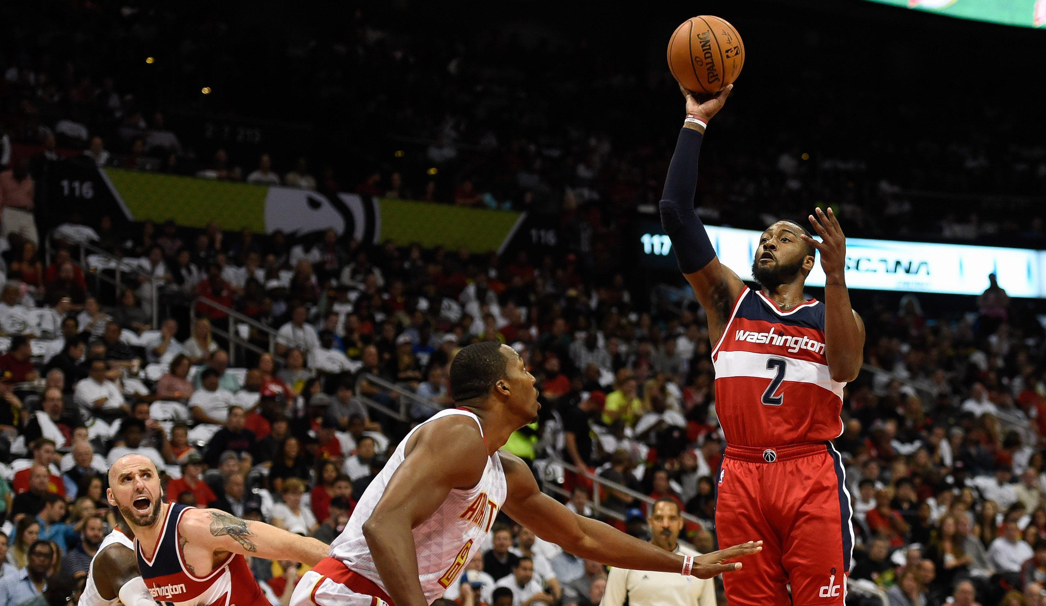 John Wall is fine with 'deepest' Wizards team flying under the radar