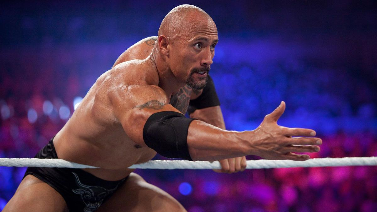 The Rock's Daughter Begins Training At WWE Performance Center