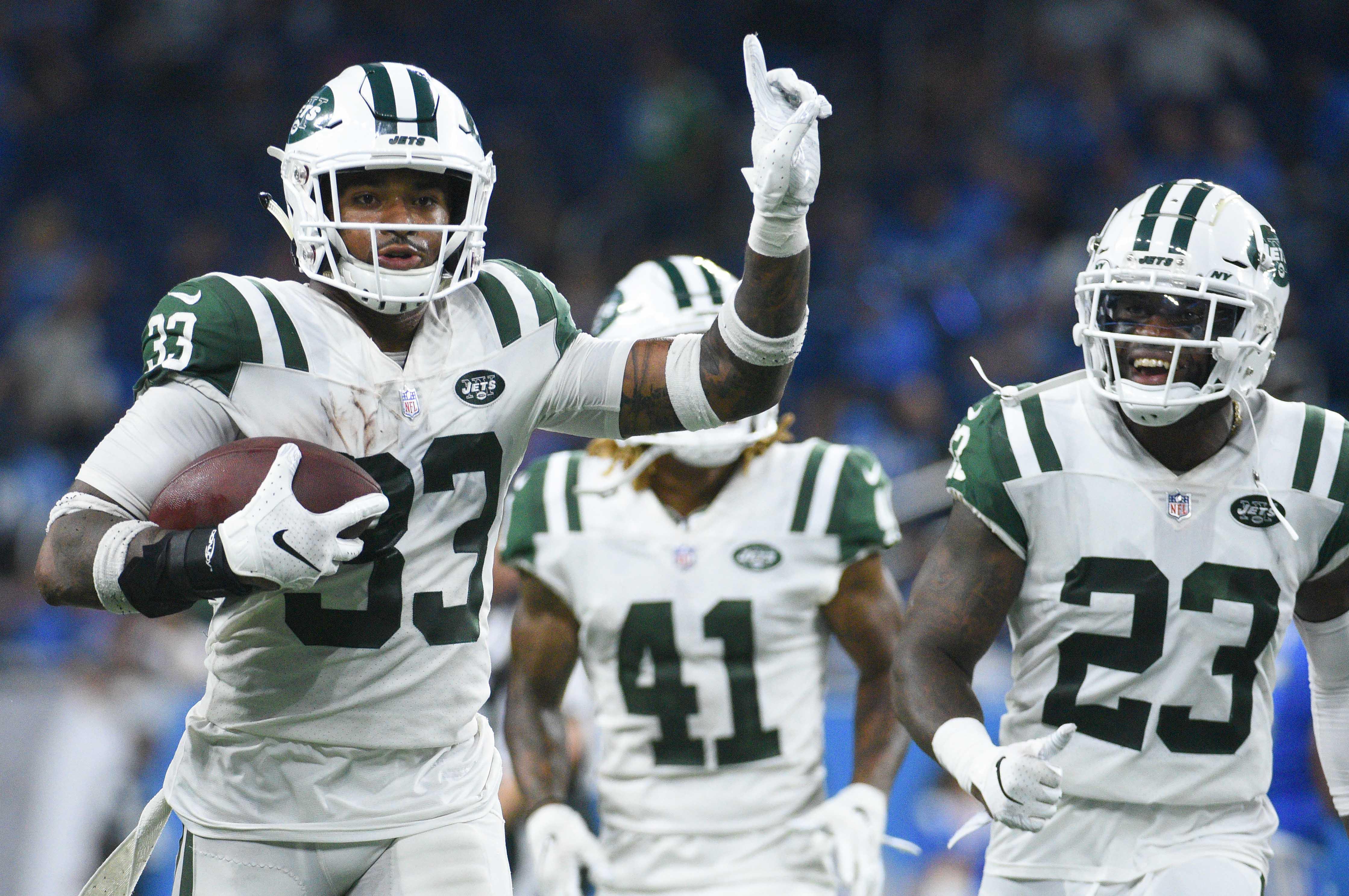Jets-Lions Recap