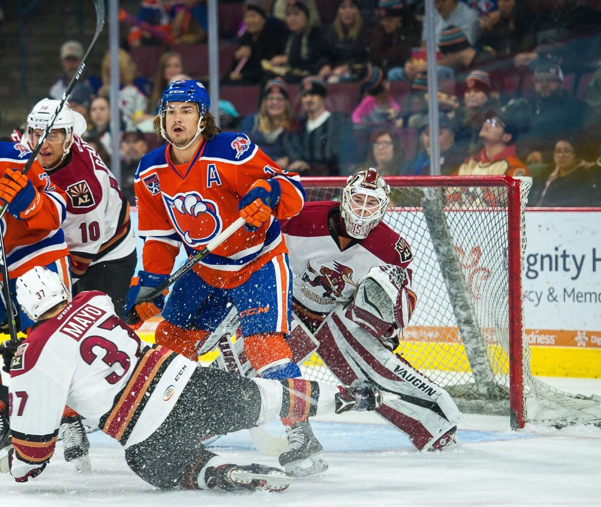Oilers Make Two Rounds Of Cuts
