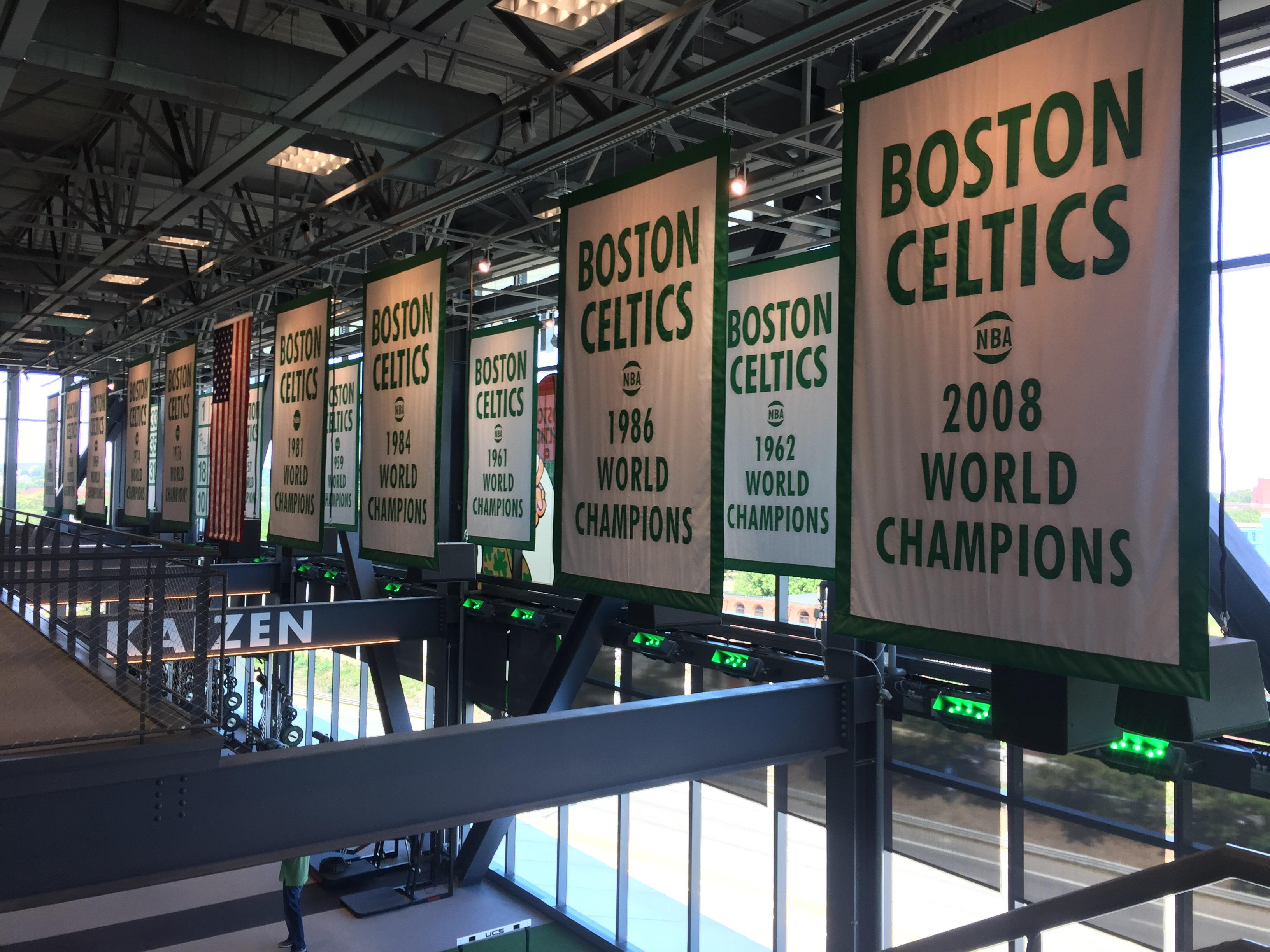 Your Morning Dump... Where the Celtics should remember the past...and repeat it.