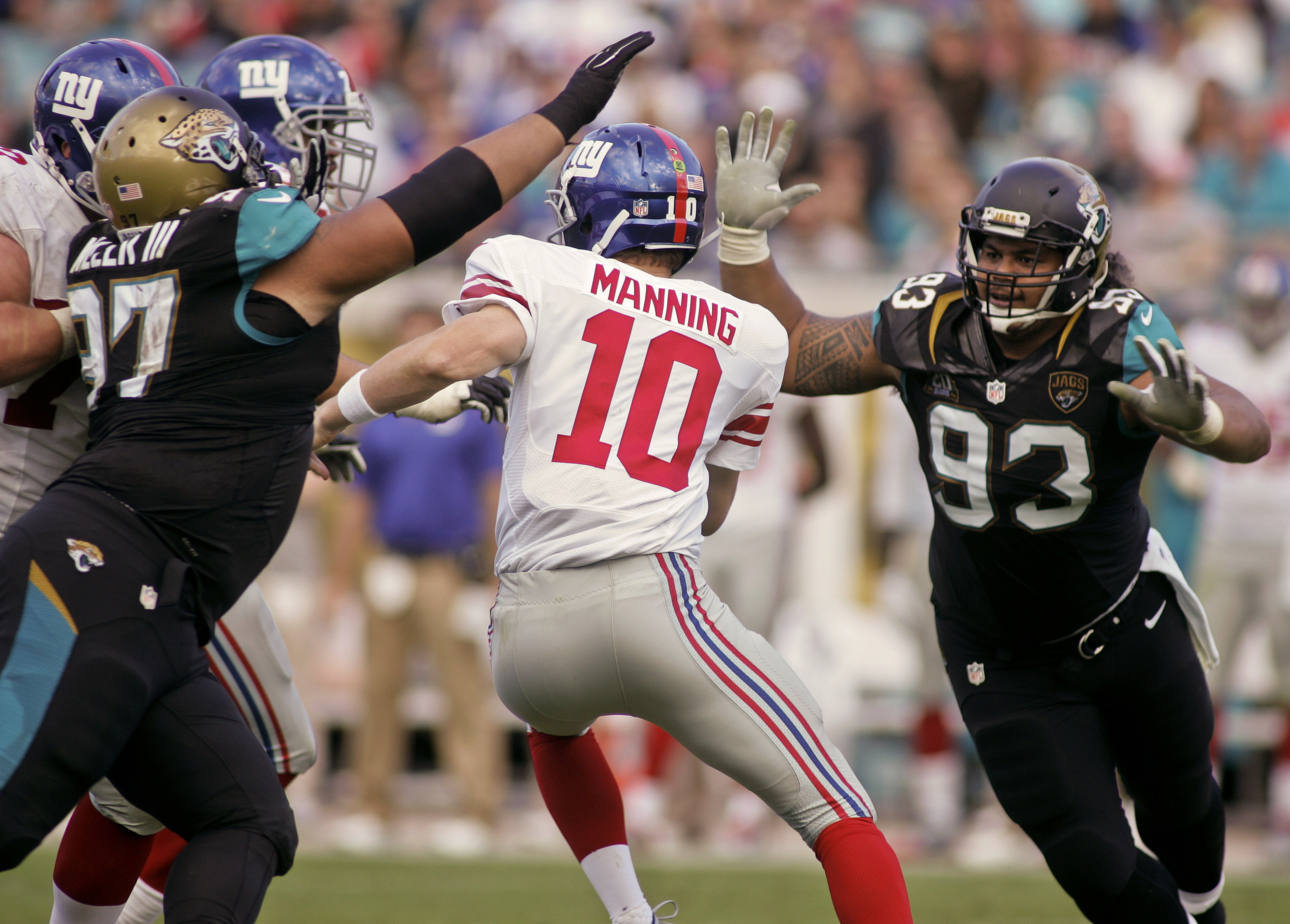 Opportunity to make huge statement awaits New York Giants in Week 1