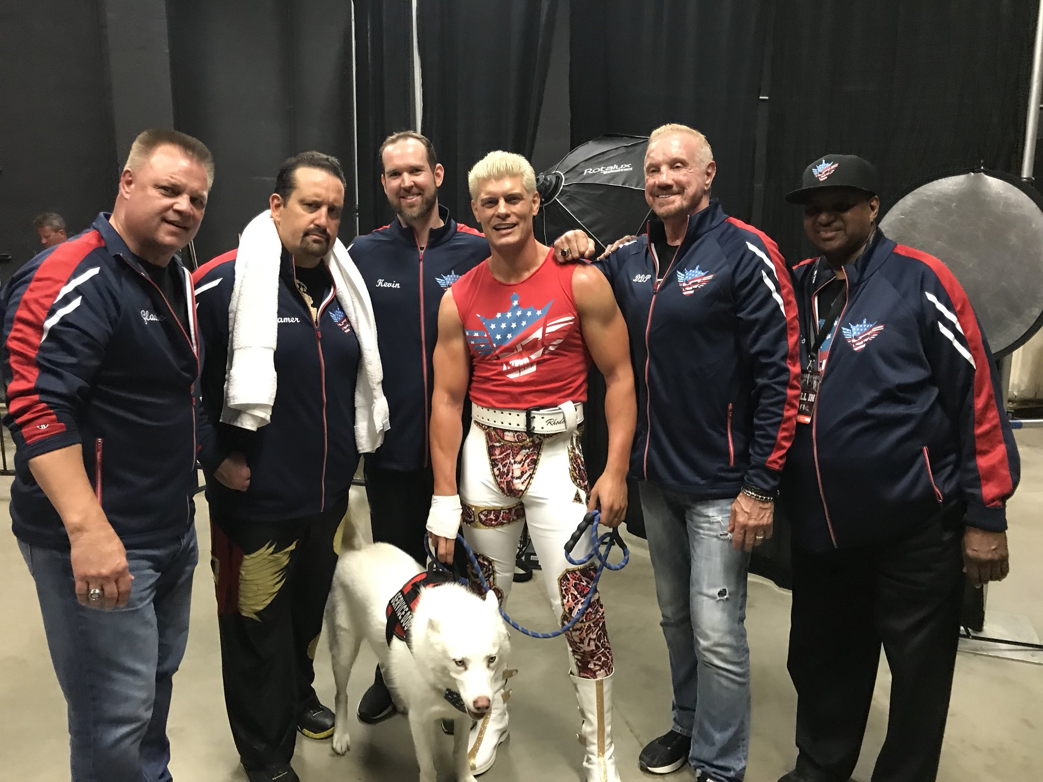 Cody Rhodes Comments On Pro Wrestling Future After 'ALL IN'