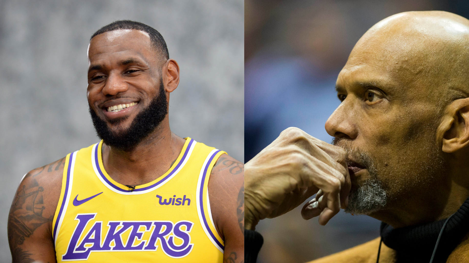 Kareem Abdul-Jabbar discusses what LeBron James can expect from Lakers fans