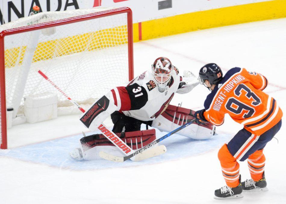 Oilers Preseason Gameday - Vs. Arizona