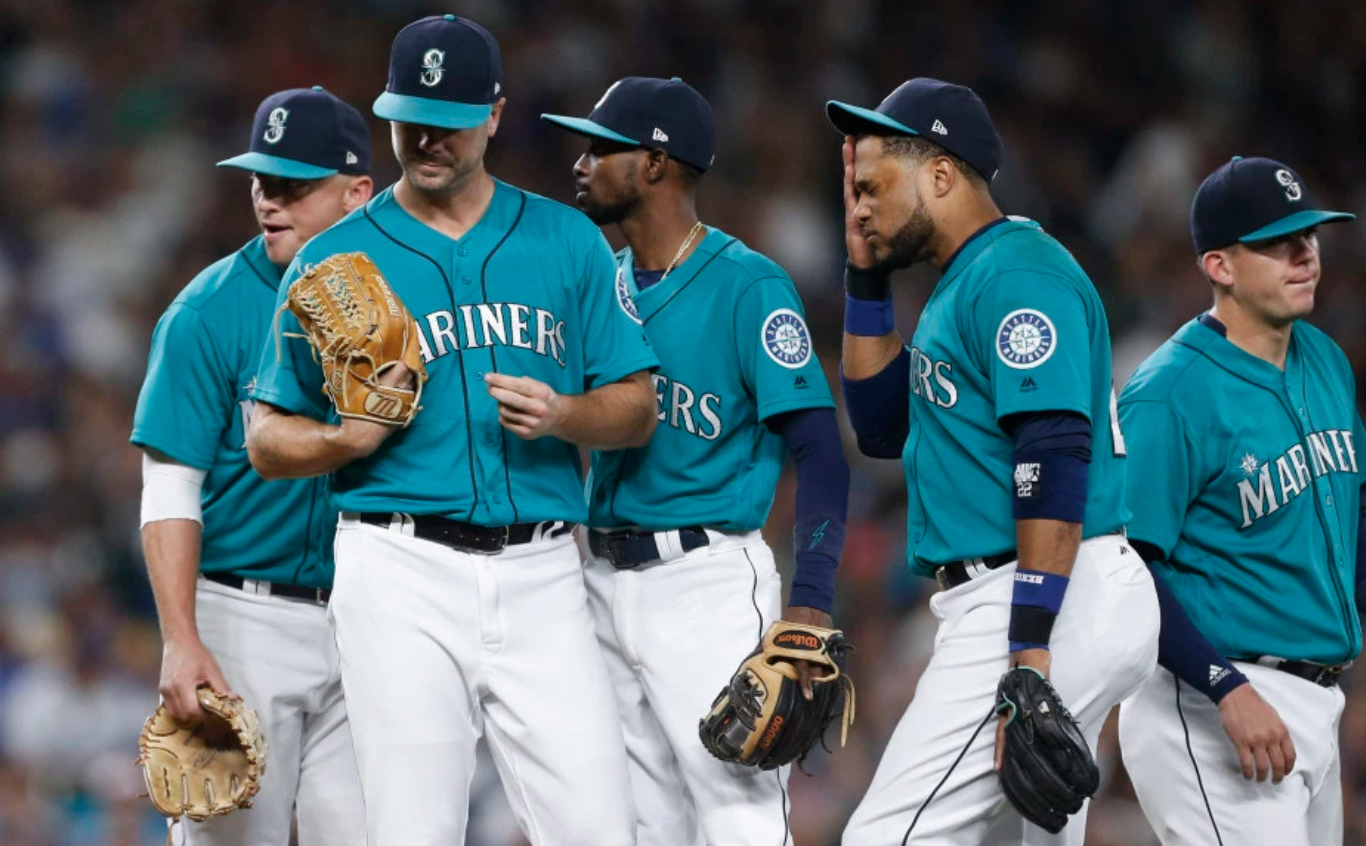 Seattle Mariners got into fight in clubhouse before Orioles game