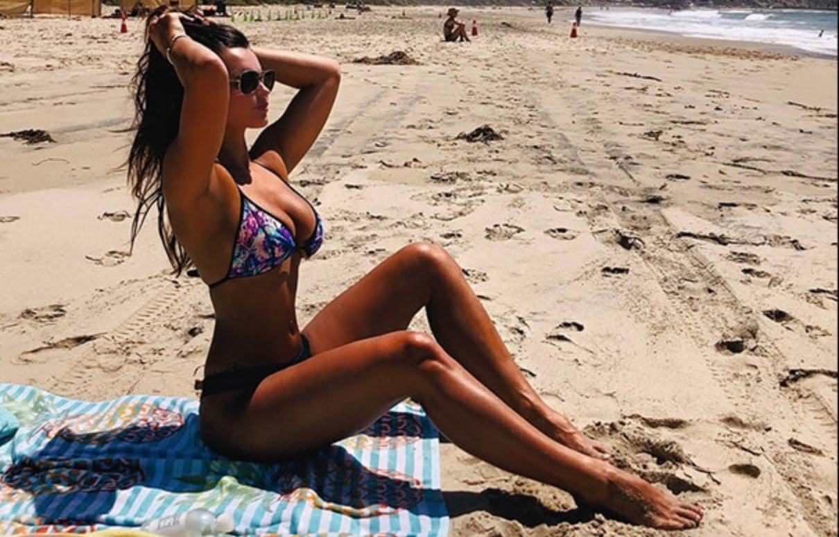 Look: Sean McVay's stunning girlfriend is Rams' good-luck charm
